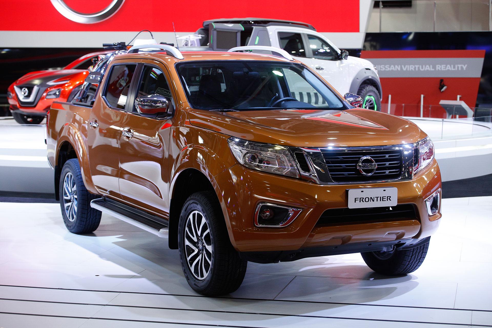 La Nissan Frontier, sigue afirmándose en el mercado local de cara al comienzo de producción en Córdoba en 2018