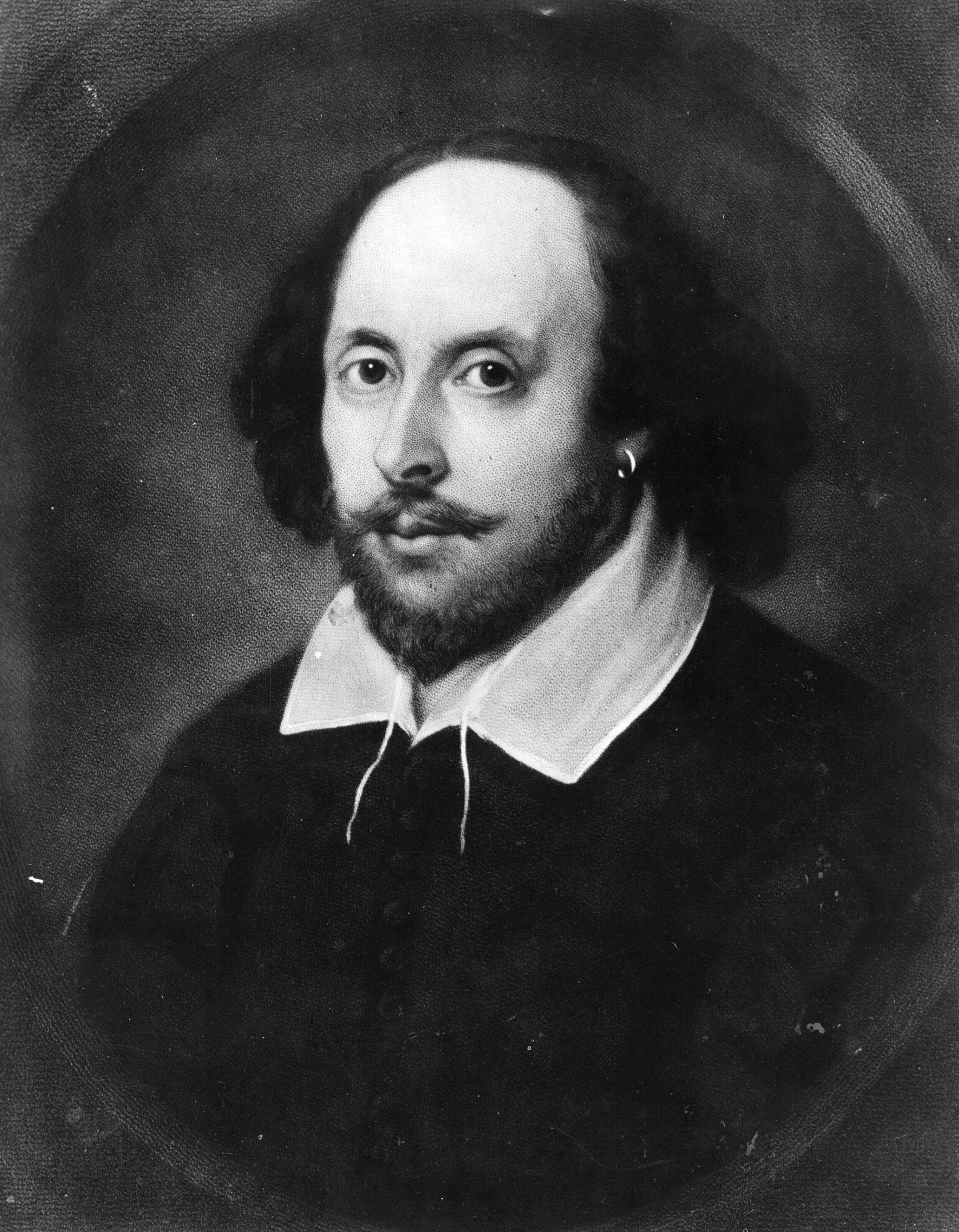 William Shakespeare (Getty)