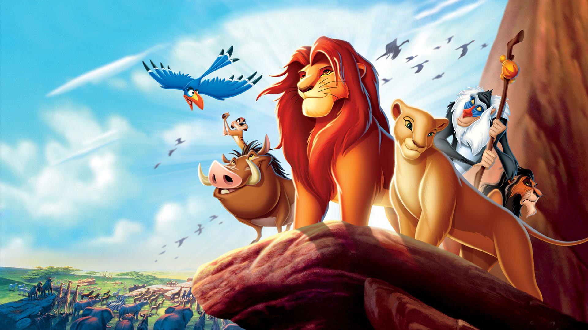 """""""El rey león"""" sigue conmoviendo a diferentes generaciones."""