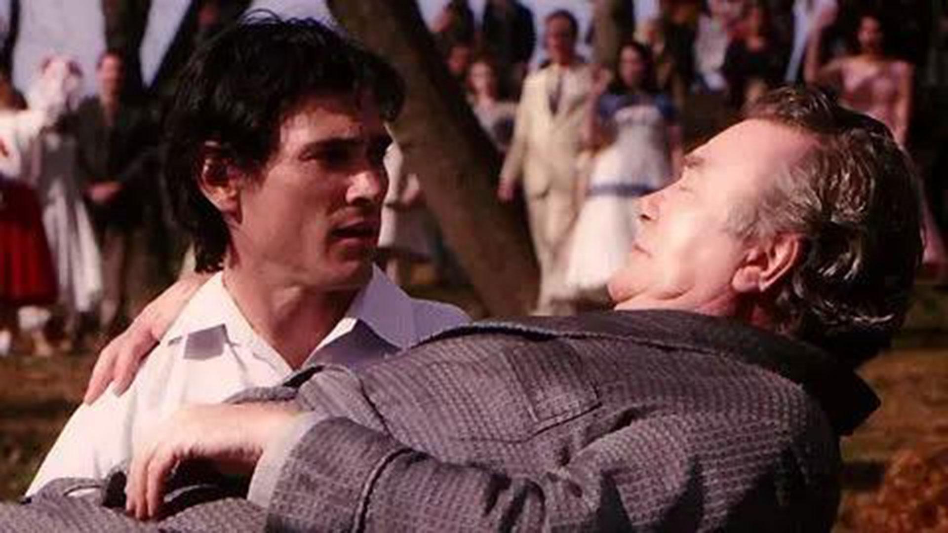 Pocas películas trataron con mayor creatividad el tema de la figura del padre como el filme de Tim Burton.