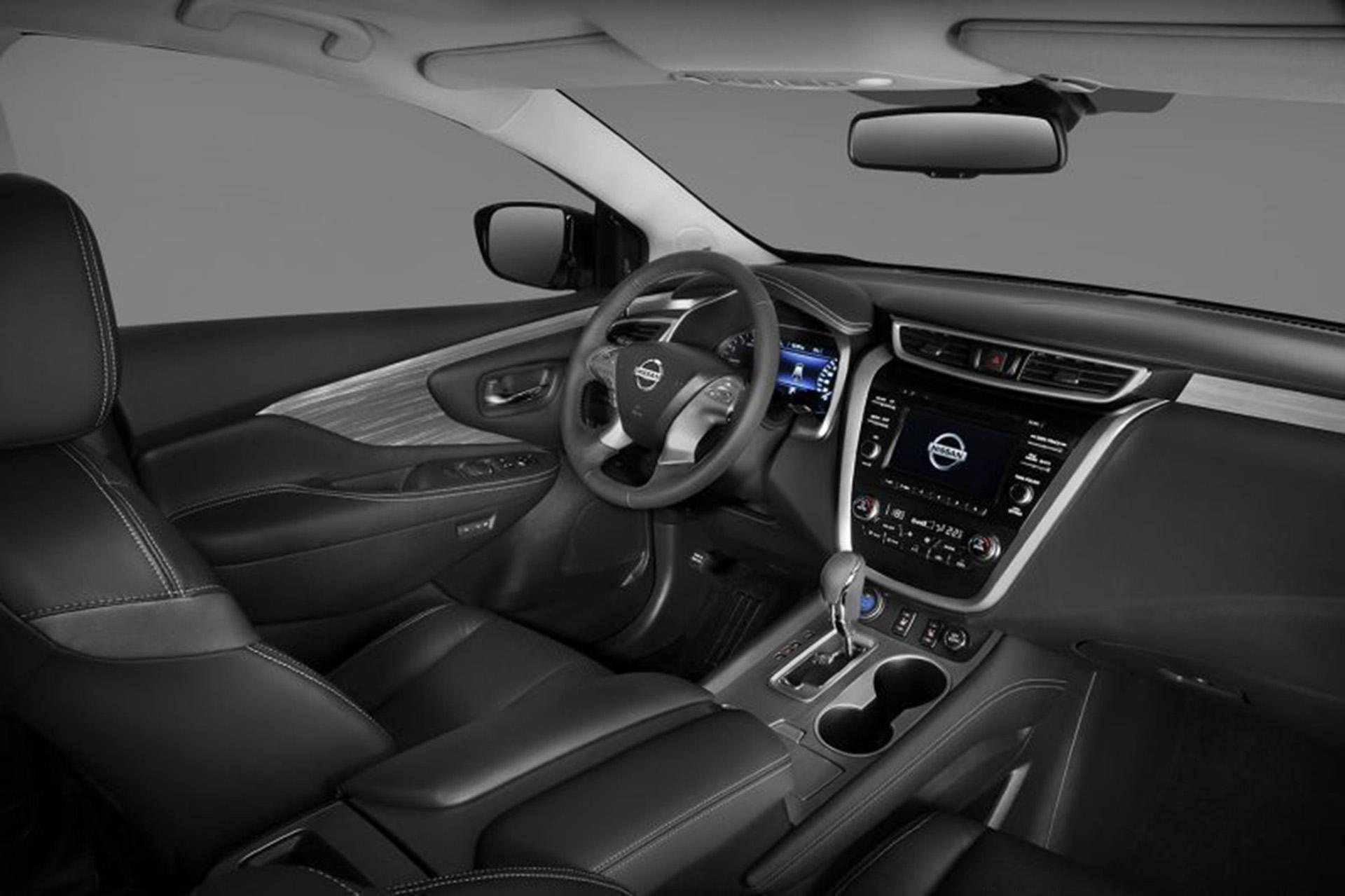 El concepto interior abierto y ultramoderno fomenta la conversación. Los pasajeros viajan en los asientos delanteros y traseros ZERO GRAVITY fuera de borda. La iluminación ambiente, materiales de primera calidad y un acceso rápido a la tecnología de avanzada ayudan a generar el ambiente vibrante y refrescante