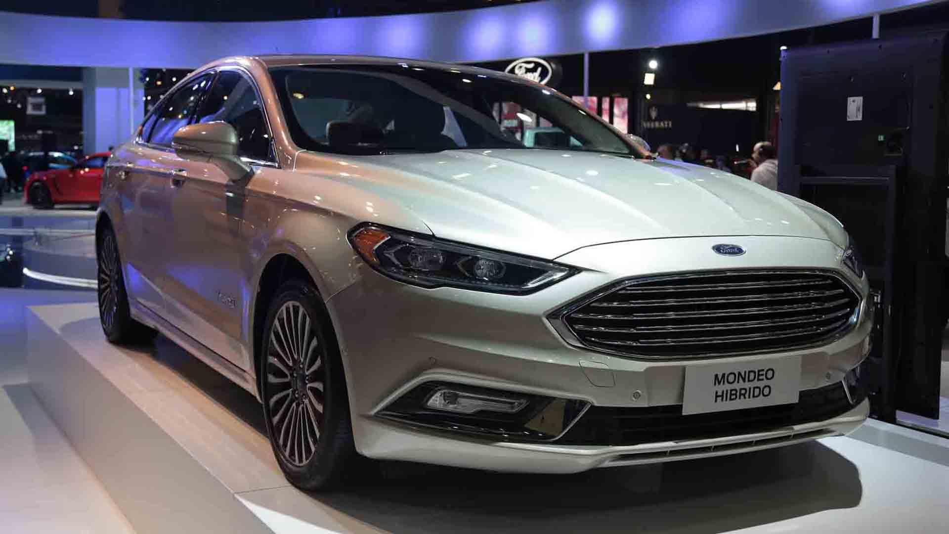 El Mondeo Hybrid es una de las propuestas de solución de movilidad innovadora de Ford