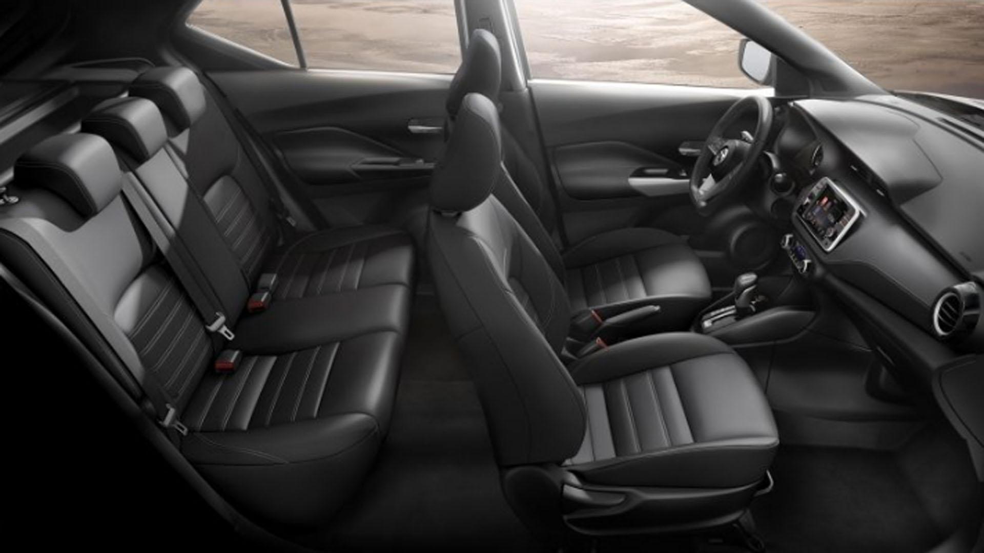 Con asientos para cinco personas, un amplio y flexible espacio interior así como inigualables acabados, el Nuevo Nissan Kicks esla excusa perfecta para planear otro viaje