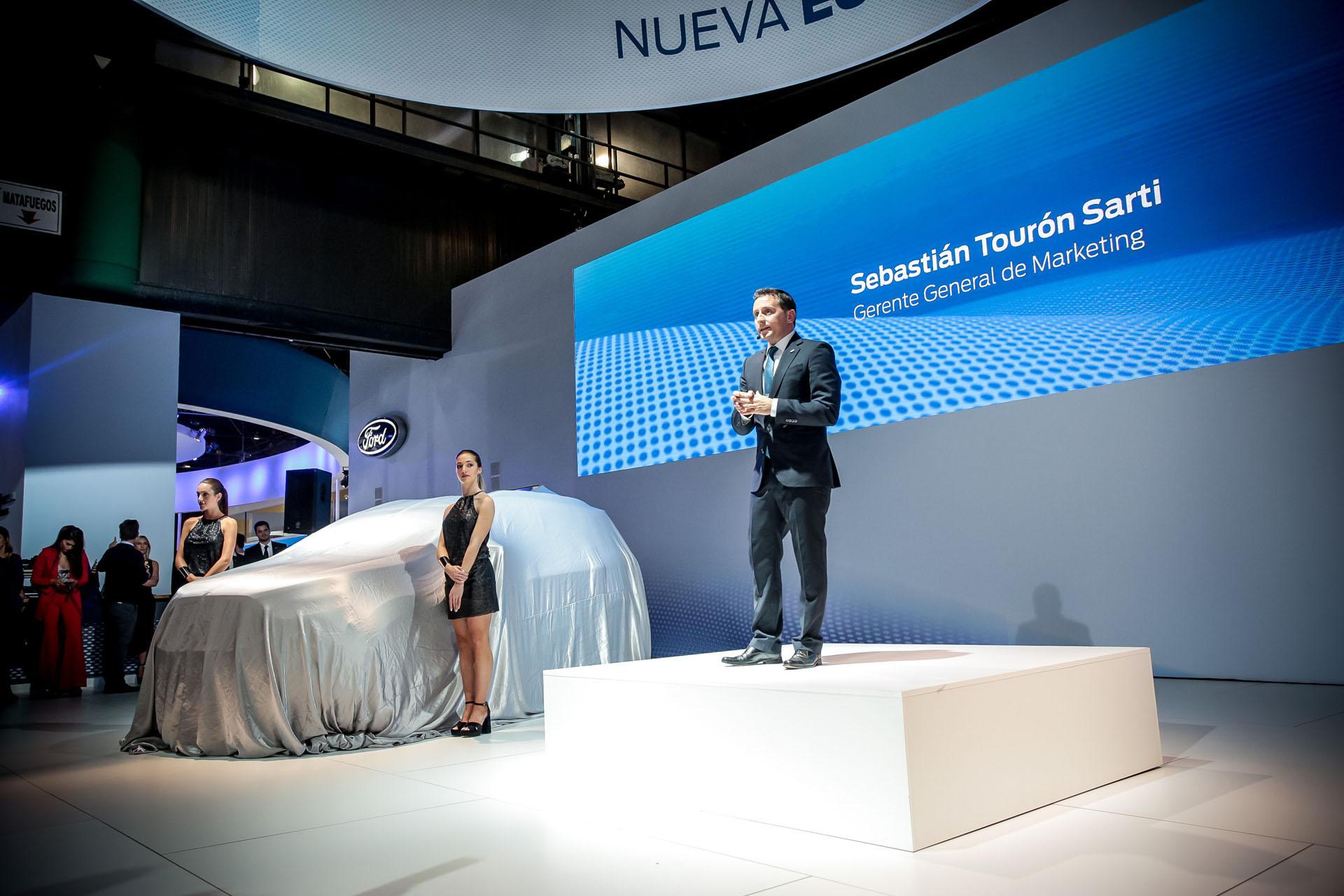 Presentación de la Nueva Ecoport con Sebastián Tourón, Gerente General de Marketing