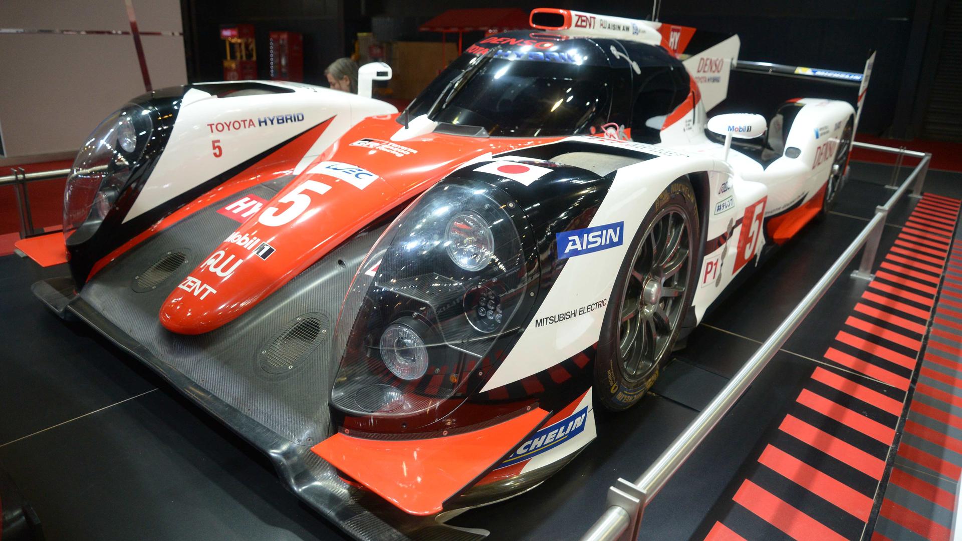 El Hybrid con el que Pechito López cumplió su sueño de correr en las 24 horas de Le Mans (Enrique Abatte)
