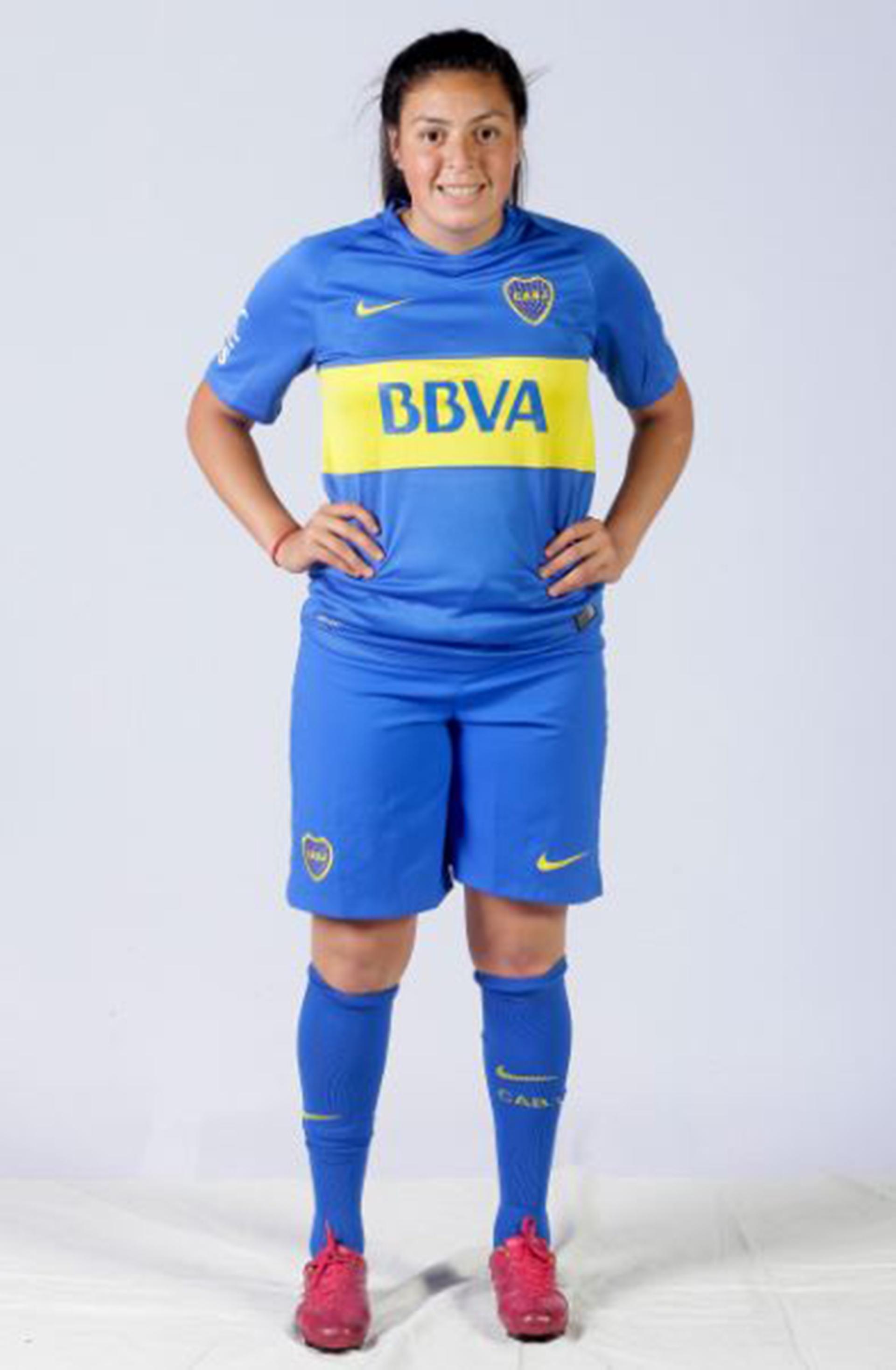 """Play""Piamonte juega fútbol 11 en Boca Juniors (Boca Juniors)"