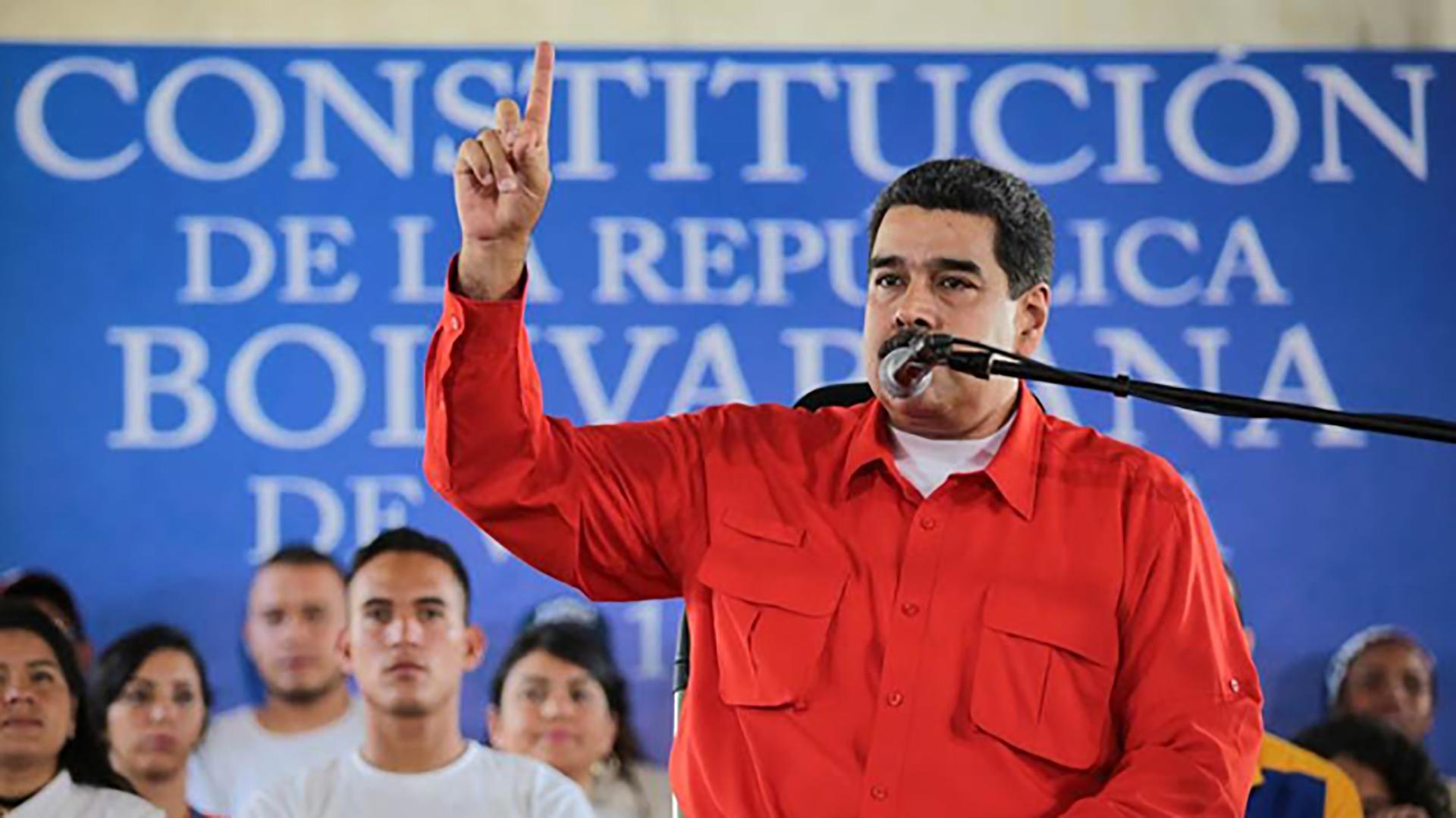 Nicolás Maduro (@PresidencialVen)