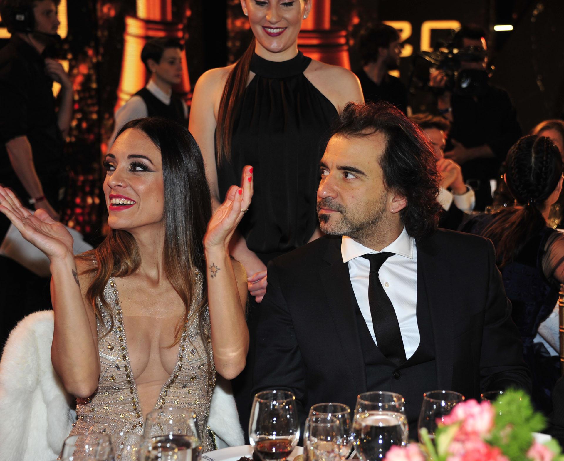 Martina Gusmán y Pablo Trapero