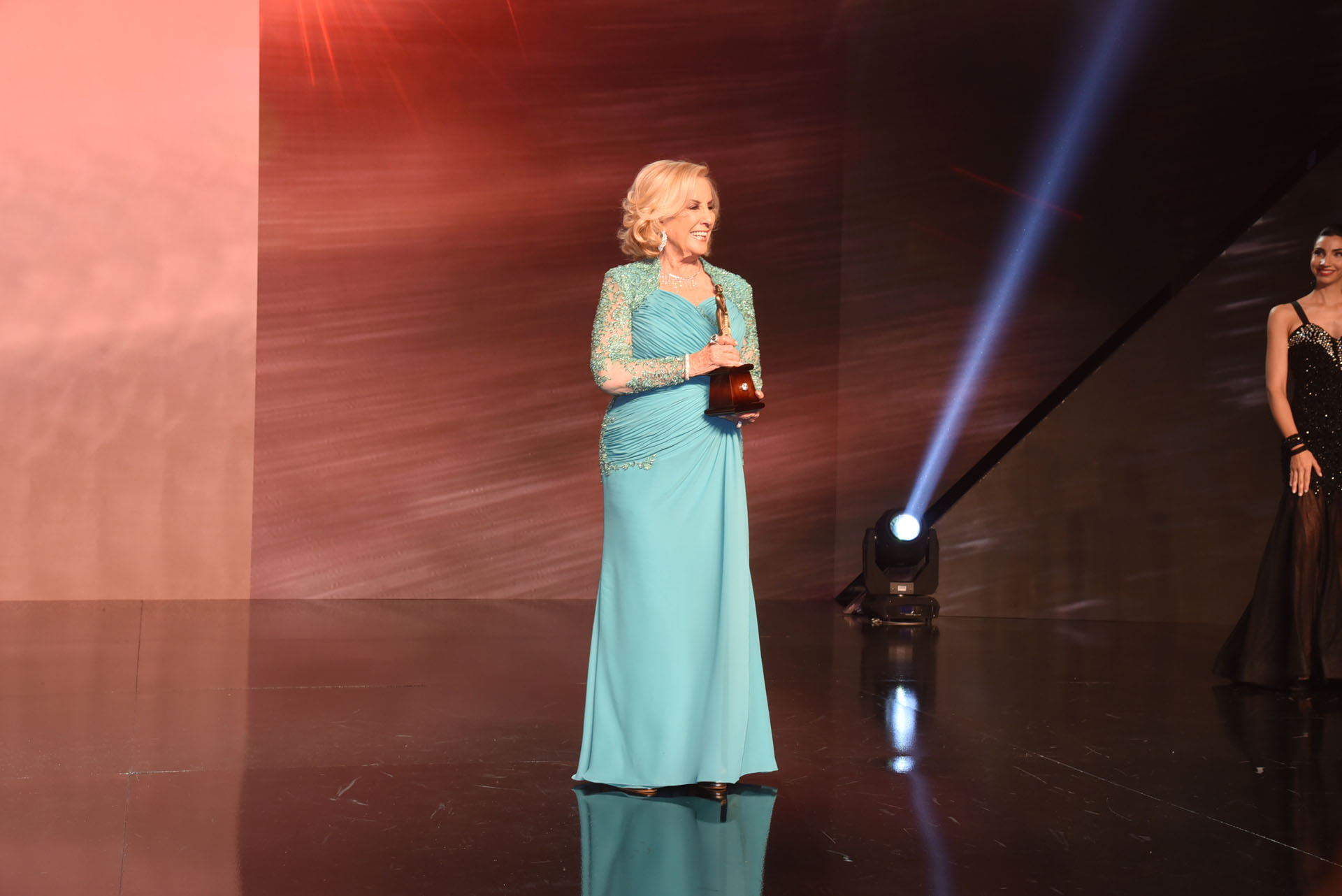 Mirtha Legrand, la más premiada de la noche
