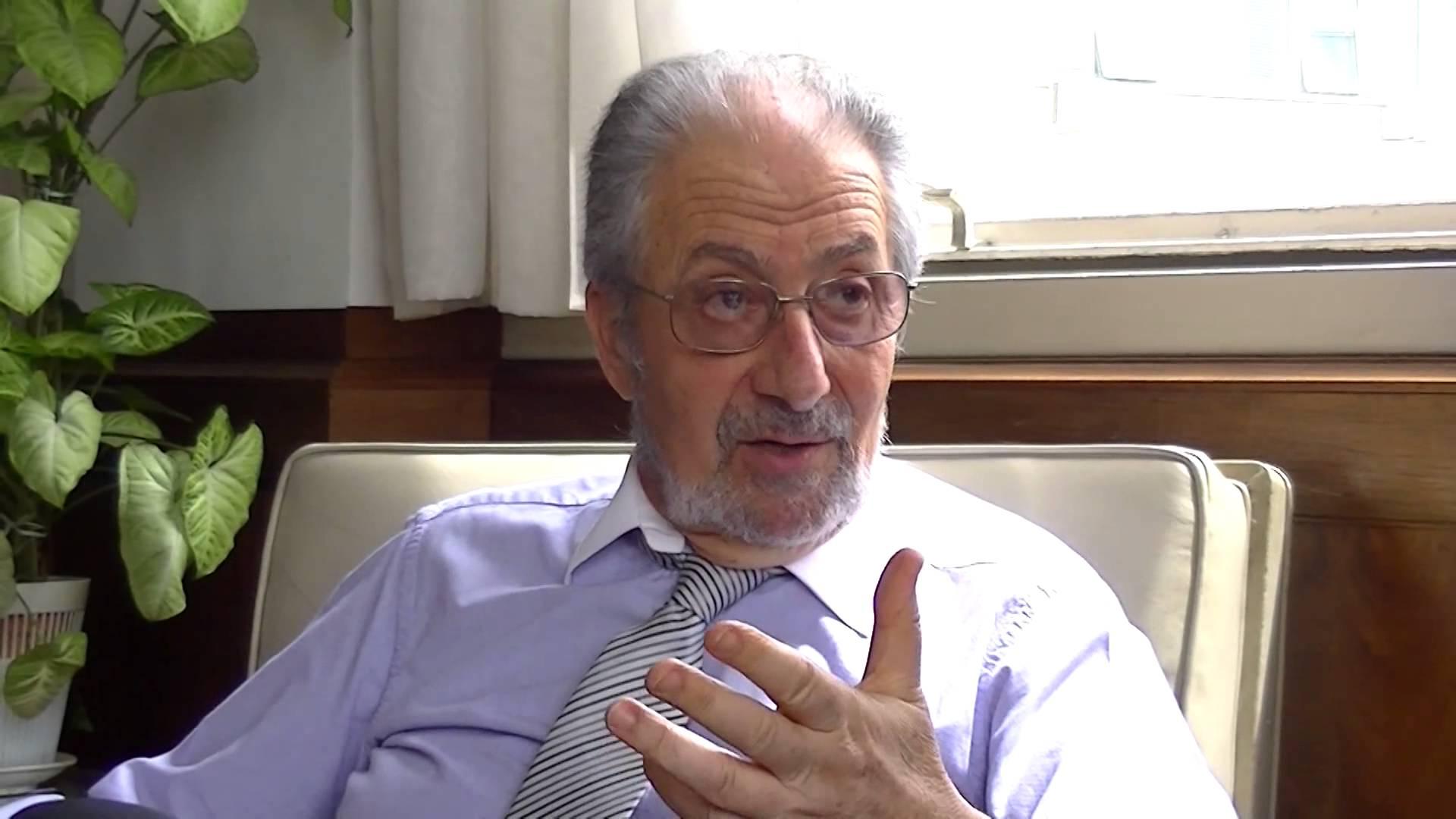Edmundo Hendler, el magistrado beneficiado con el amparo
