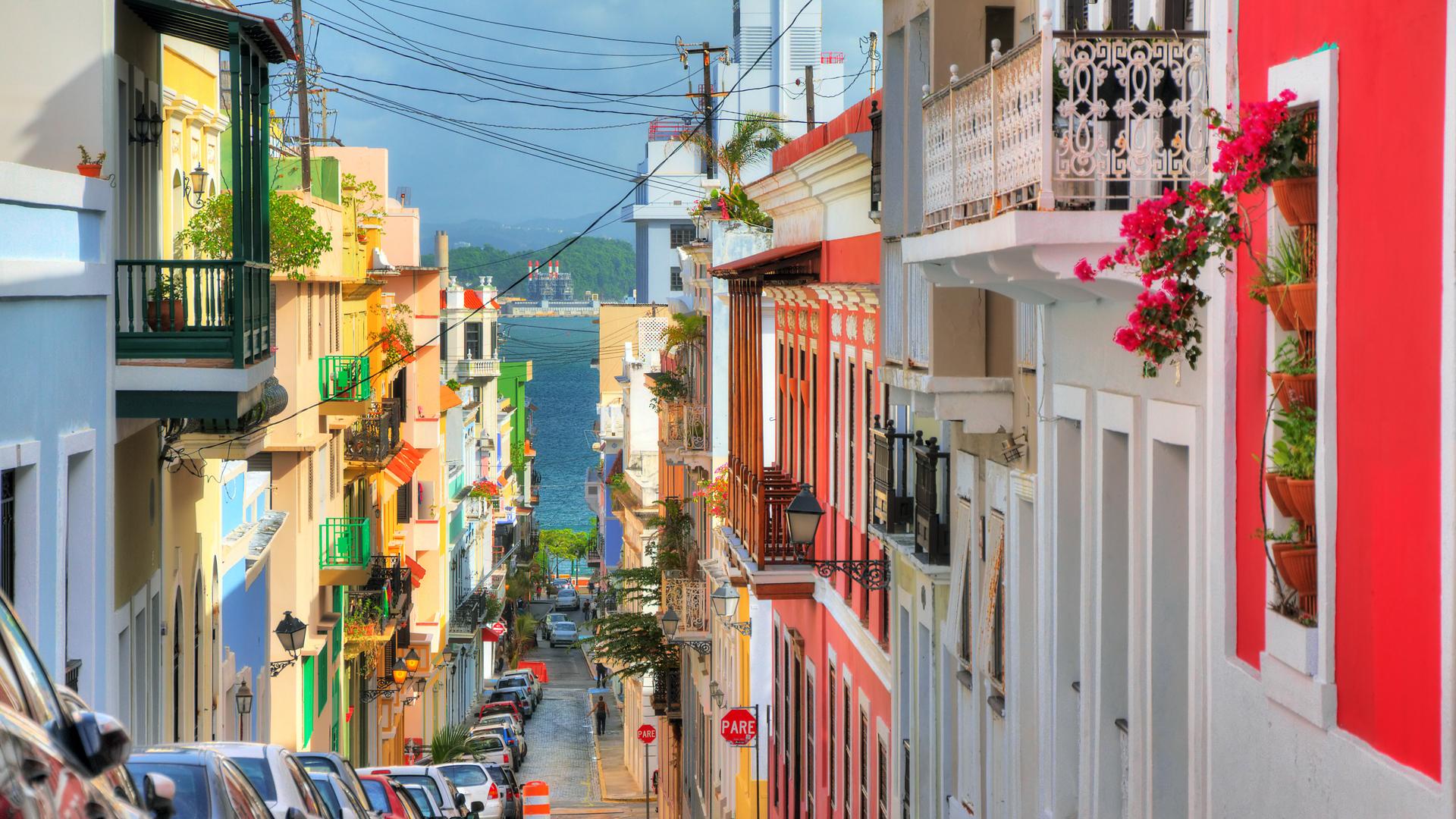 El viejo San Juan es el centro histórico de la ciudad de San Juan, en Puerto Rico (iStock)