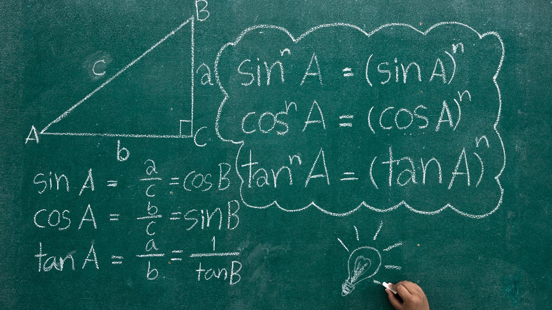 Además de comprensión, la matemática requiere práctica repetitiva, aunque la enseñanza moderna no lo considere algo a privilegiar, argumentó Barbara Oakley. (iStock)