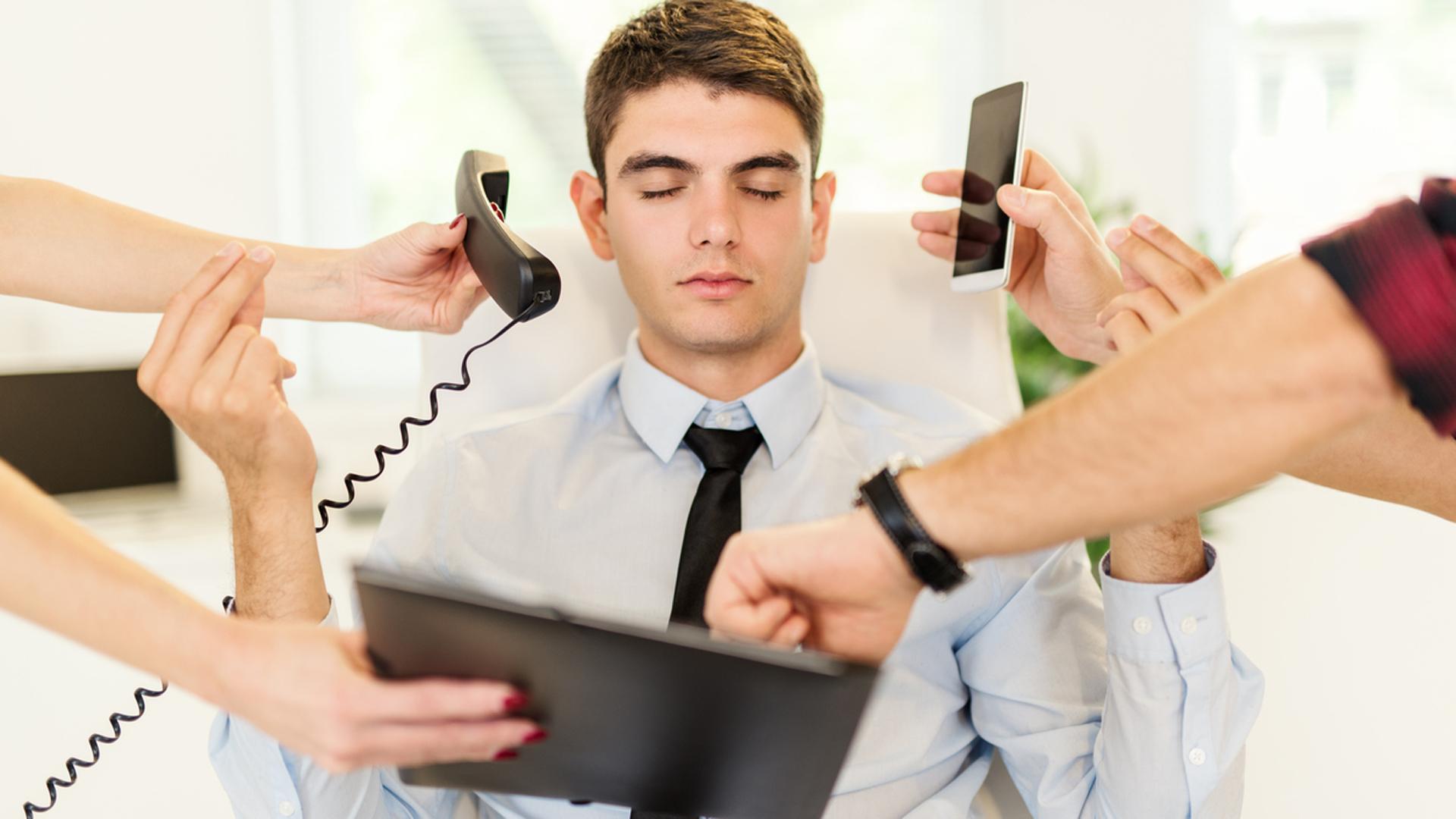 El trabajo debe ser también un espacio para el equilibrio mental (Istock)
