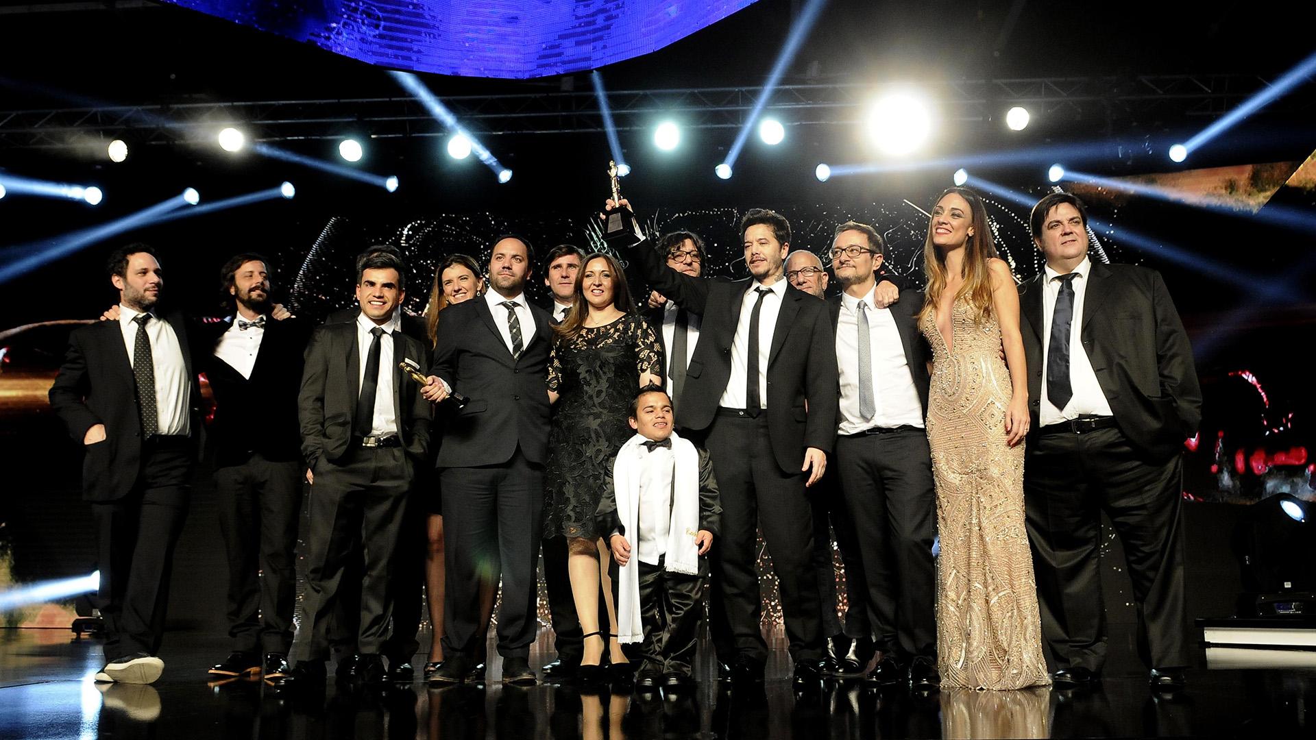 El Marginal, el unitario que se emitió por la TV Pública, con producción de Underground, de Sebastián Ortega, obtuvo el Martín Fierro de Oro