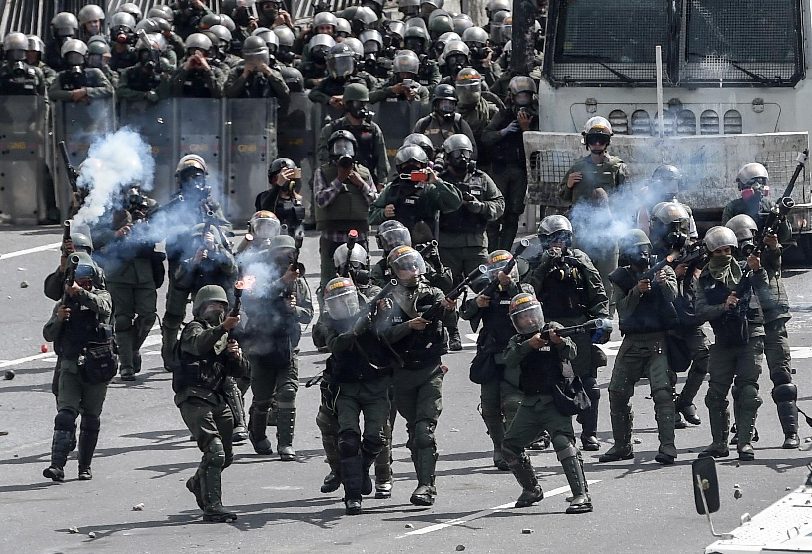 ANC es para garantizar la paz y la justicia — Tareck El Aissami