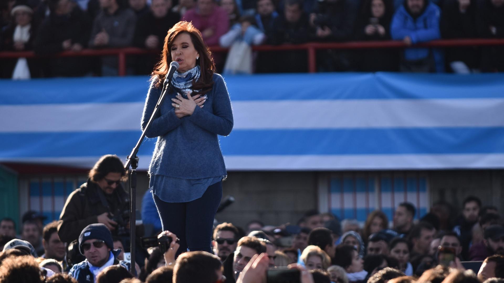 "Baby Etchecopar ""Cristina Kirchner la amorosa"""