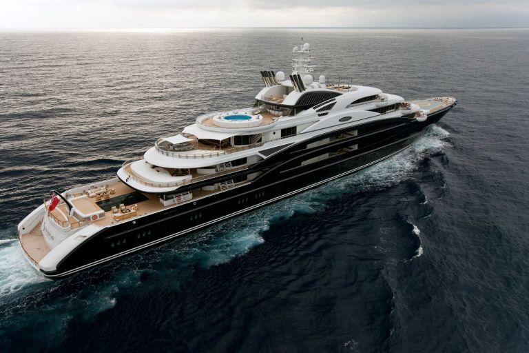 El yate Serene fue comprado por Bin Salman por 500 millones de dólares, parte de su vida privada rodeada de lujos y privilegios