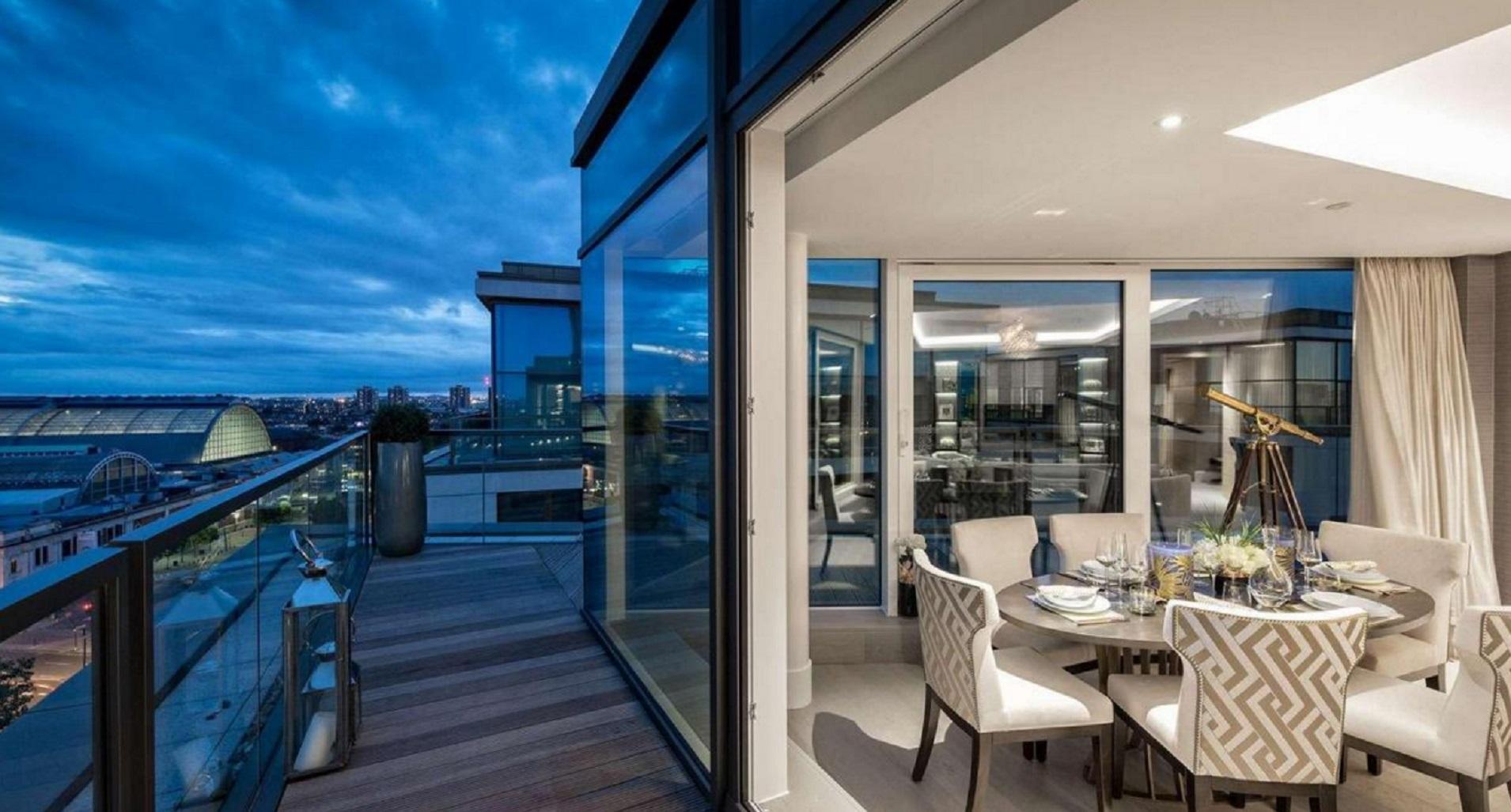 """Según el departamento para Comunidades y Gobierno local, se espera que """"estas nuevas propiedades se ofrezcan como una de las opciones para realojar, de manera permanente, a los residentes de la Torre Grenfell (berkeleygroup.co.uk)"""