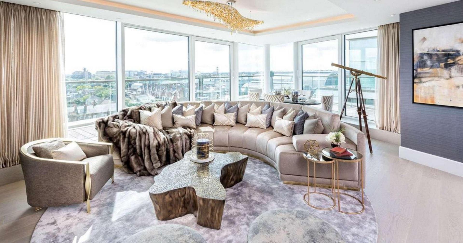 """Las propiedades adquiridas por el Ejecutivo británico forman parte de lo que se considera """"vivienda social de nueva construcción"""" (berkeleygroup.co.uk)"""