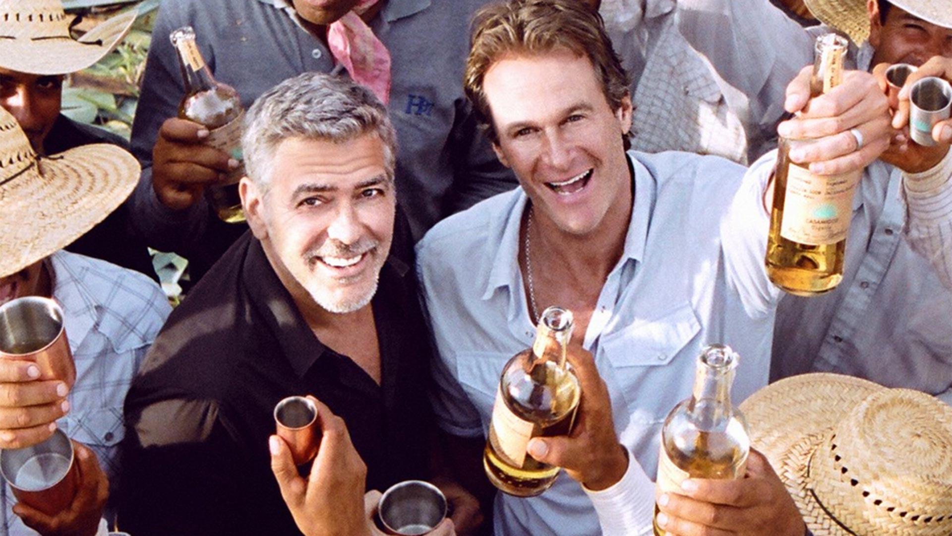 El día que George Clooney agradeció a sus amigos con 14 sorpresas millonarias - Infobae