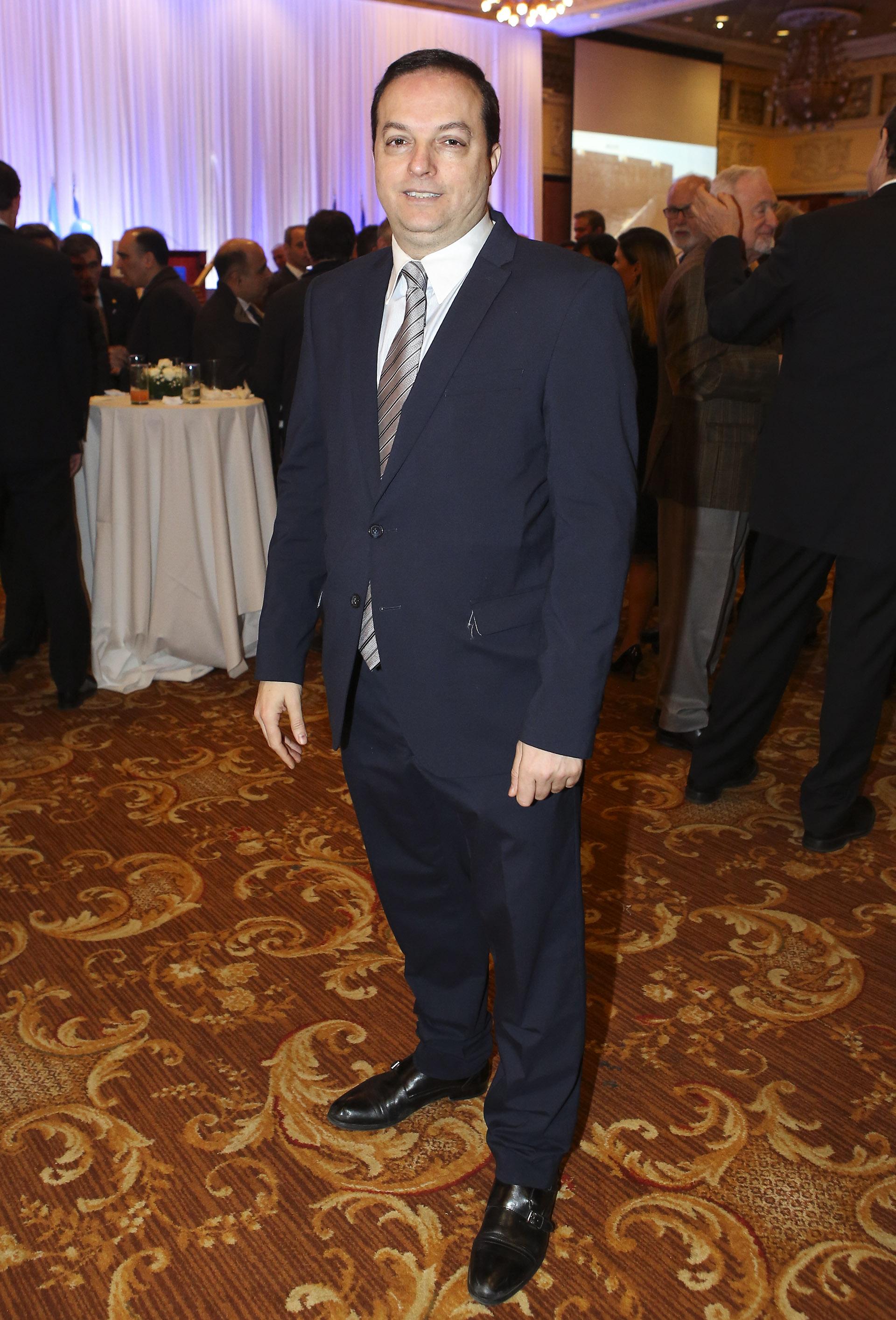 El presidente de la DAIA, Ariel Cohen Sabban