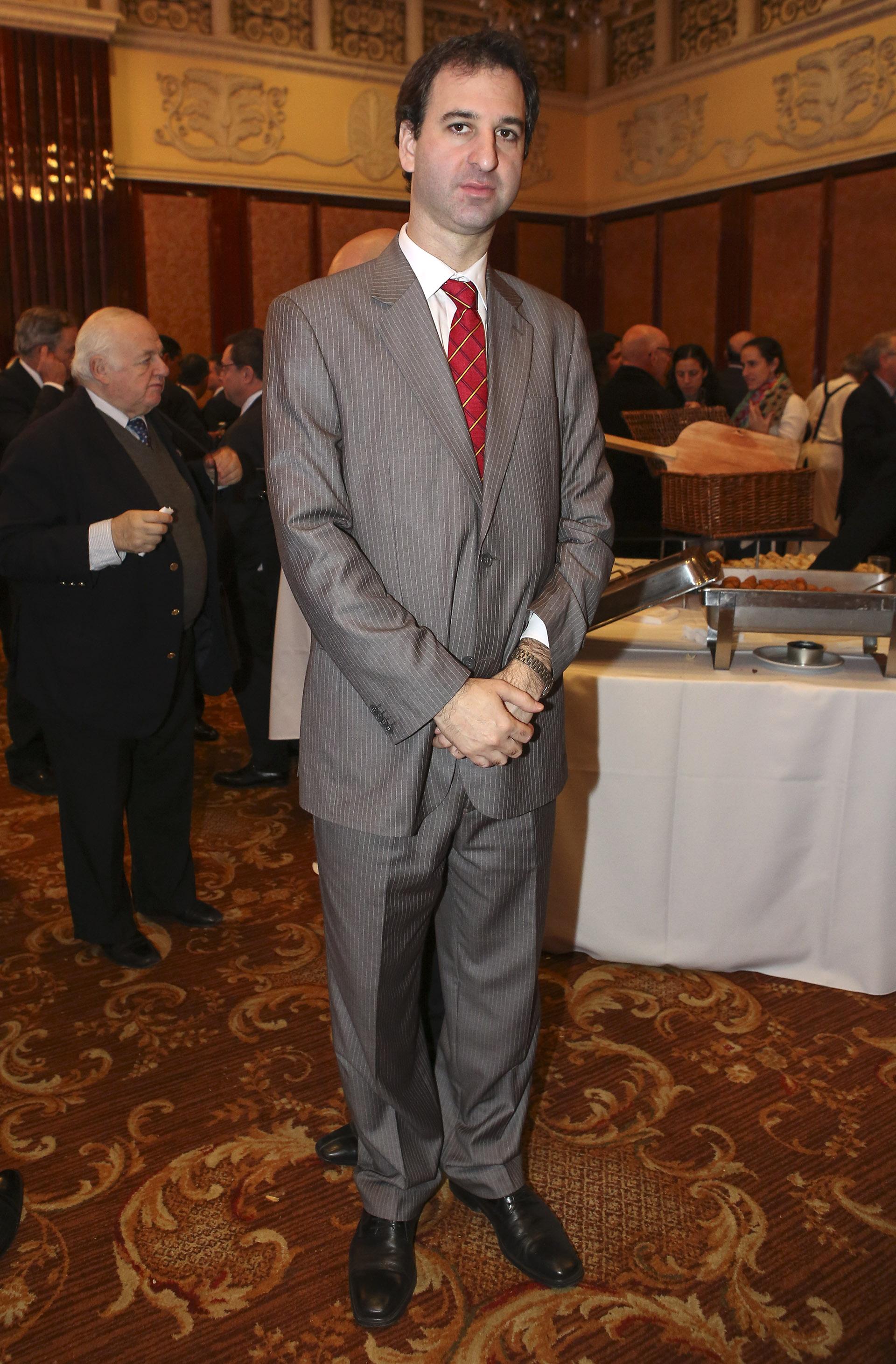 Víctor Garelik, director ejecutivo de la DAIA