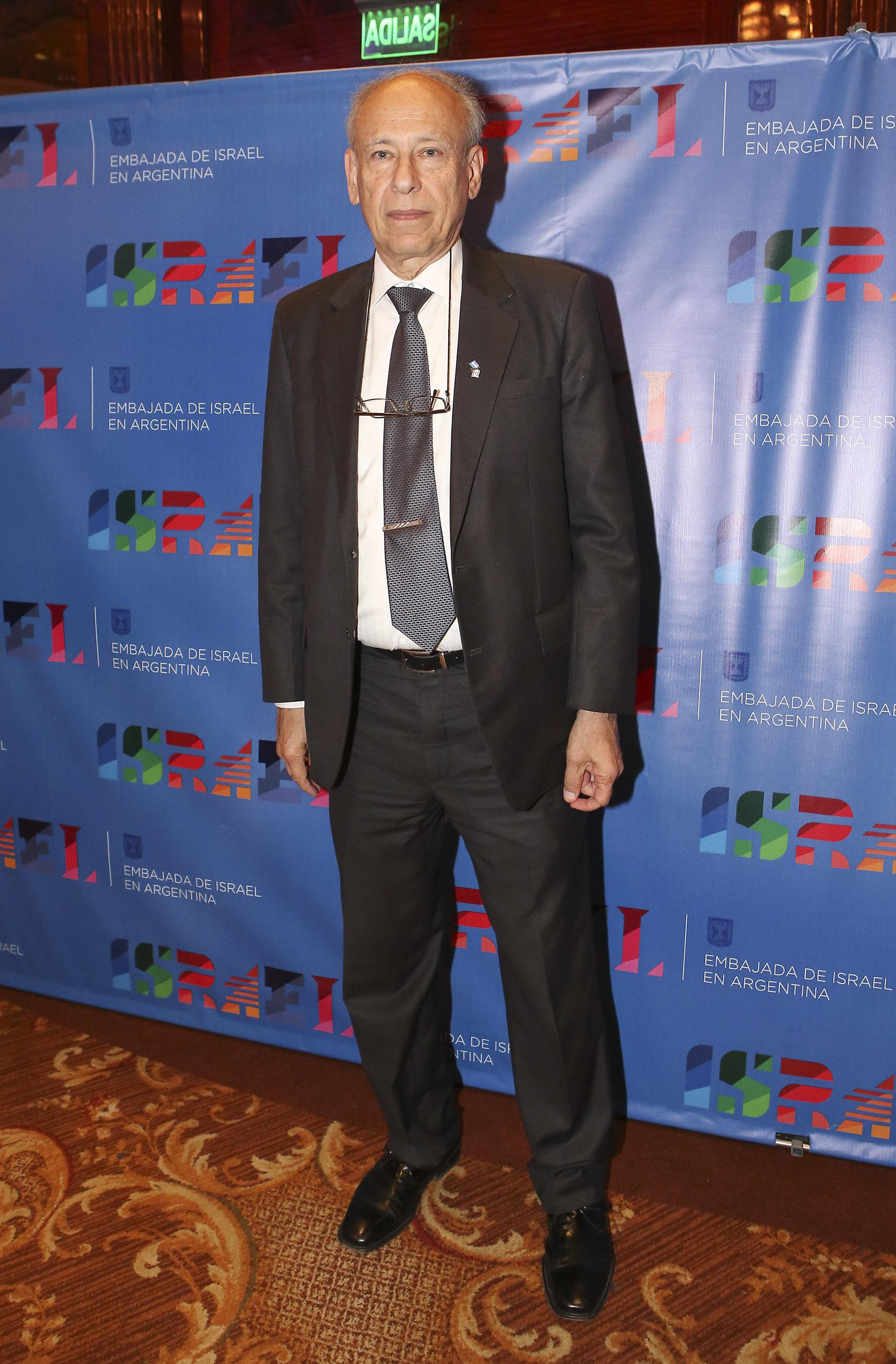 El presidente de la Fundación Konex, Luis Ovsejevich