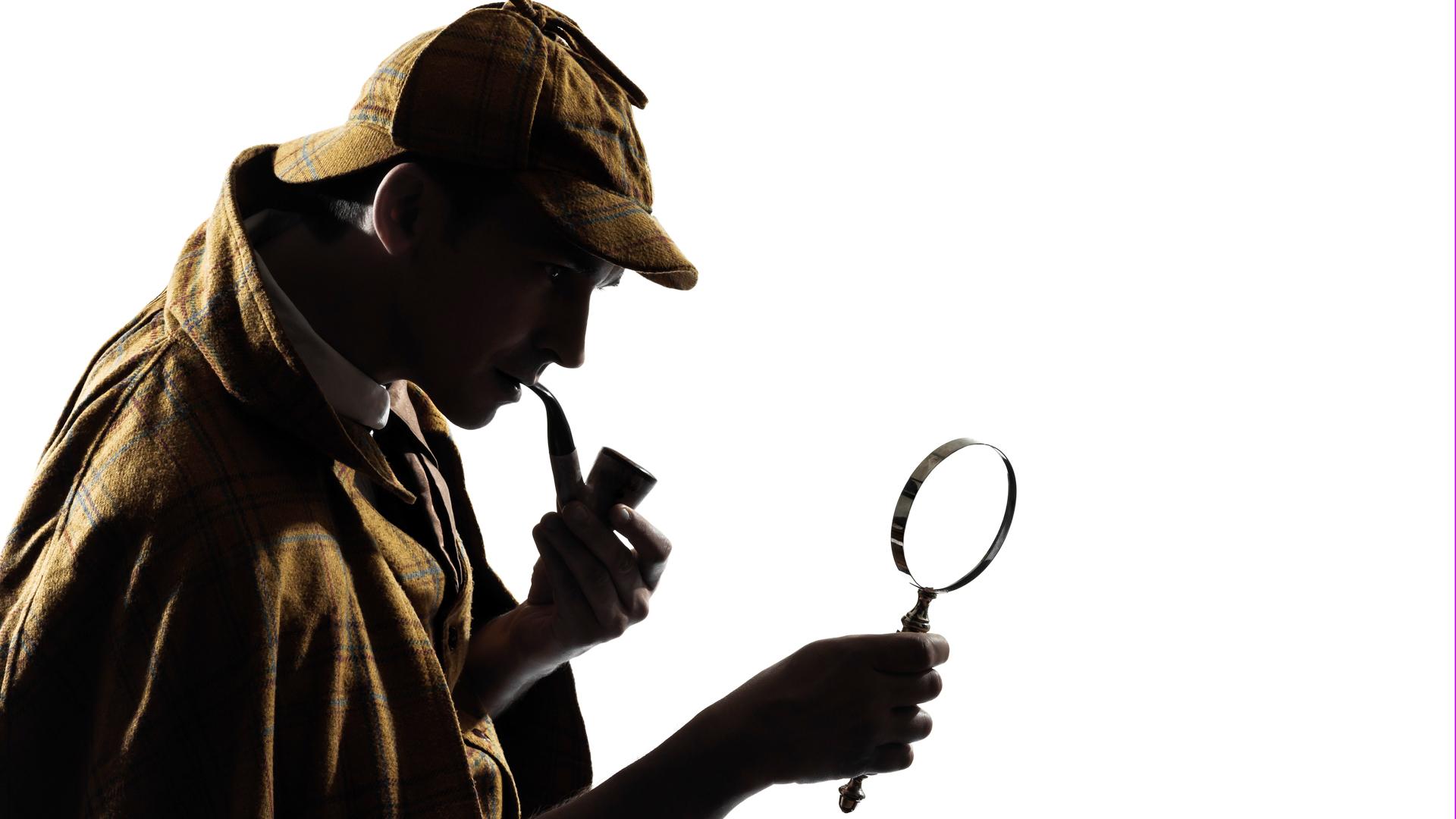 Sherlock Holmes, la gran creación de Sir Arthur Conan Doyle(iStock)