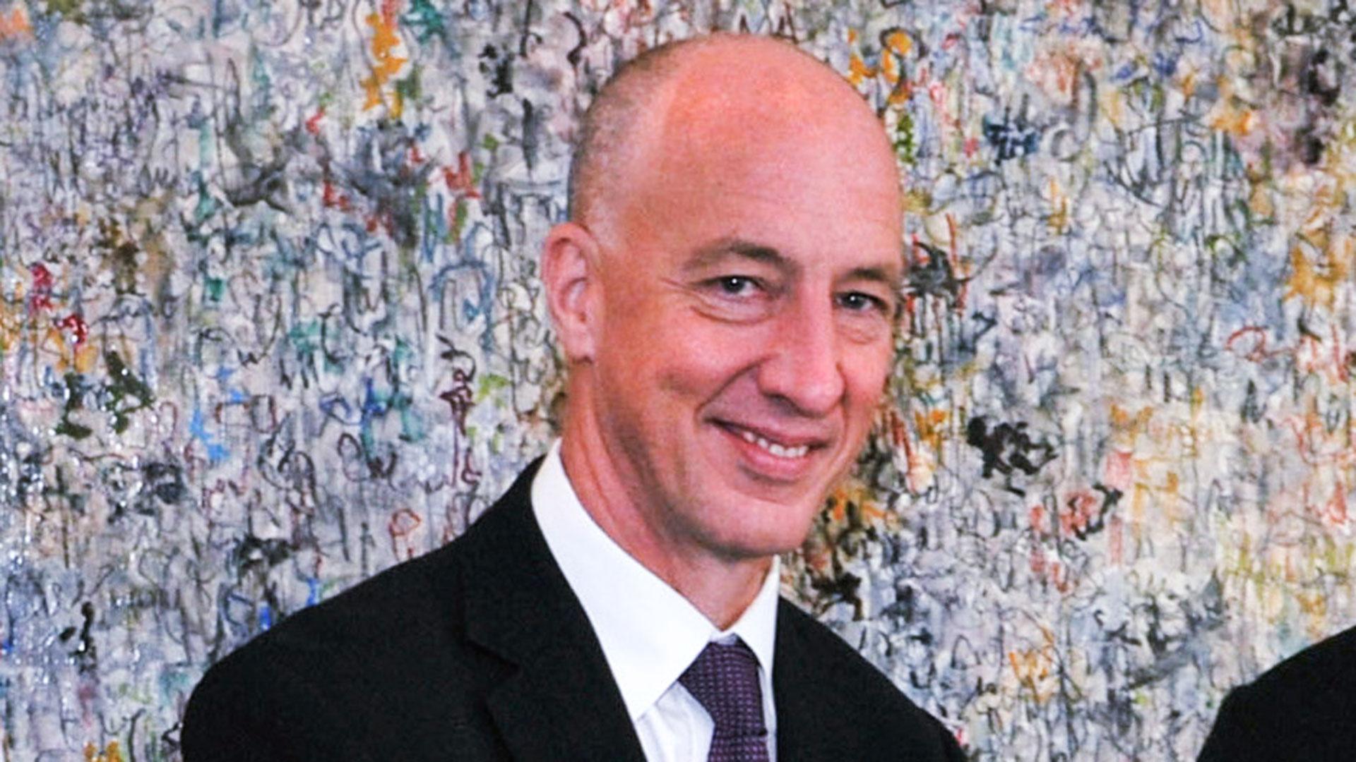 Mark Kent, embajador del Reino Unido en Argentina