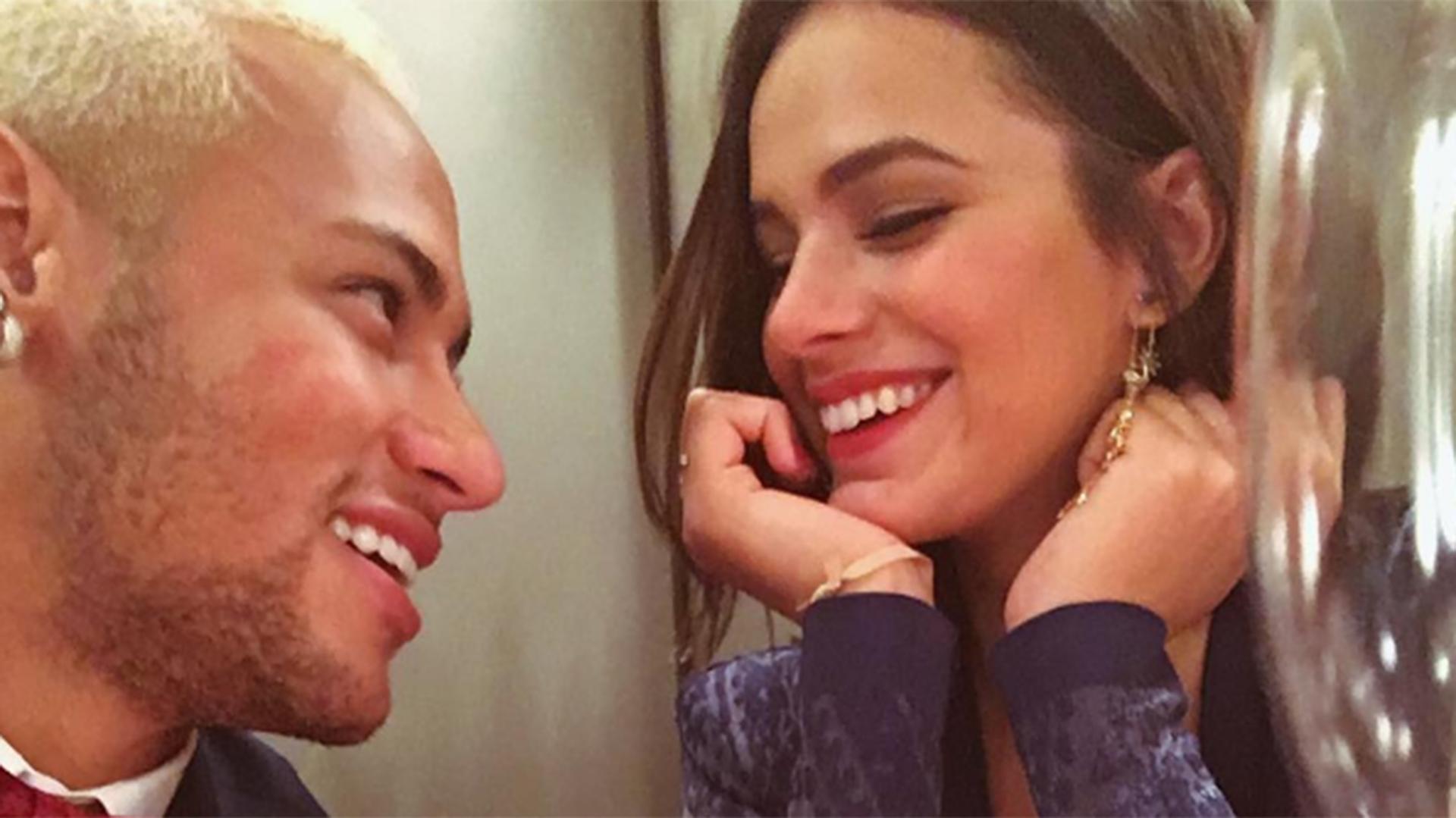 Neymary Bruna Marquezine comenzaron su noviazgo en 2013 y tuvieron varias peleas