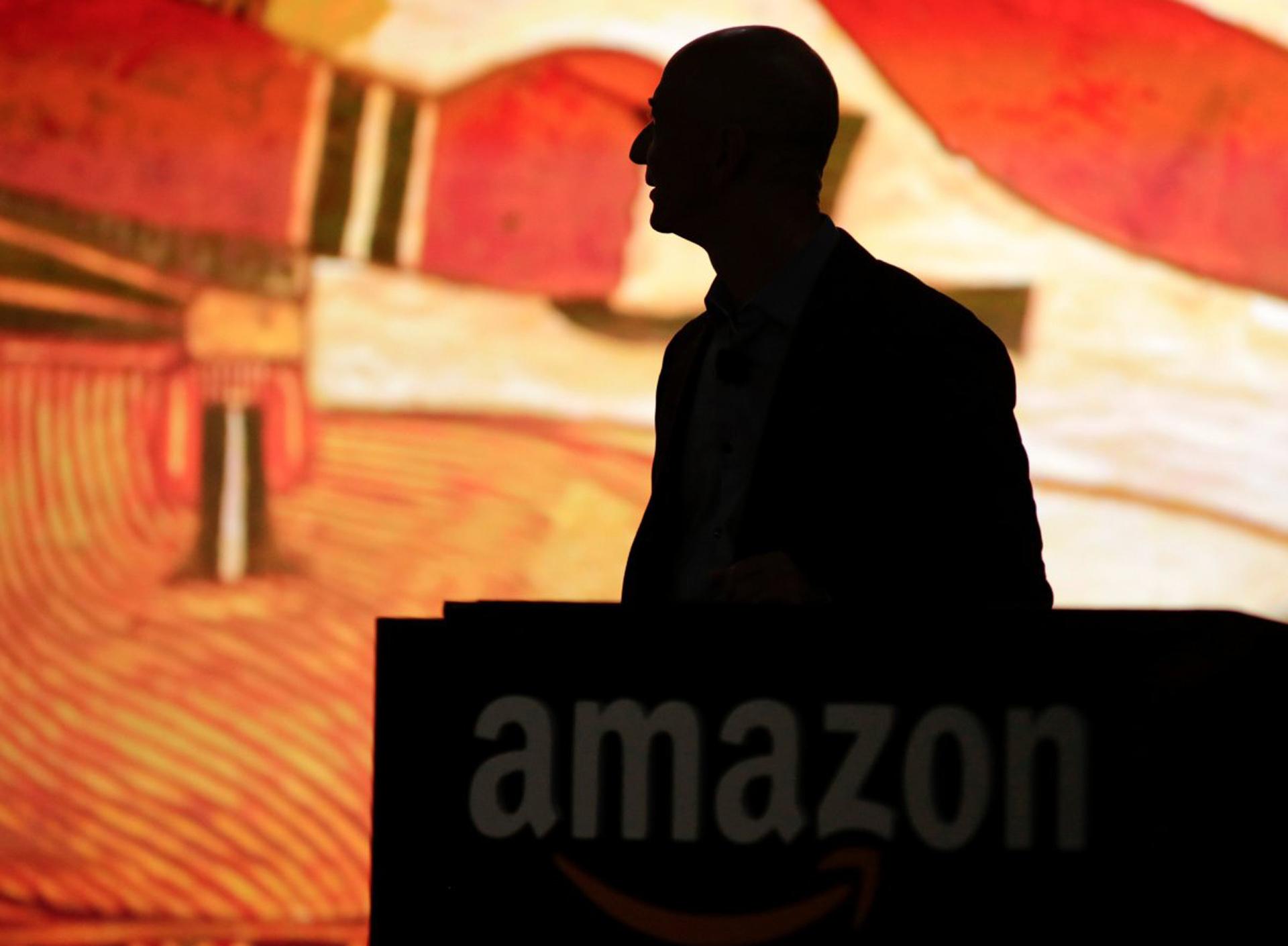 Fundó Amazon después de reconocer el potencial de la web