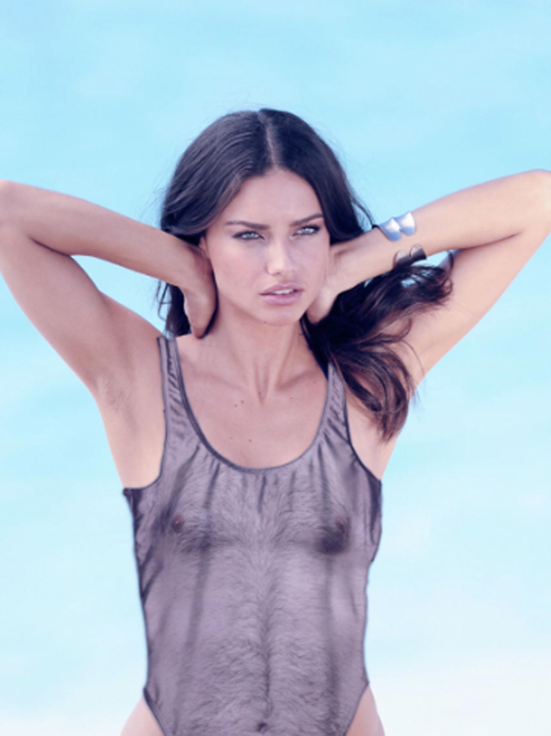 """La modelo brasilera, una de las históricas""""ángeles""""con mas trayectoria en las pasarelas de Victoria's Secret"""