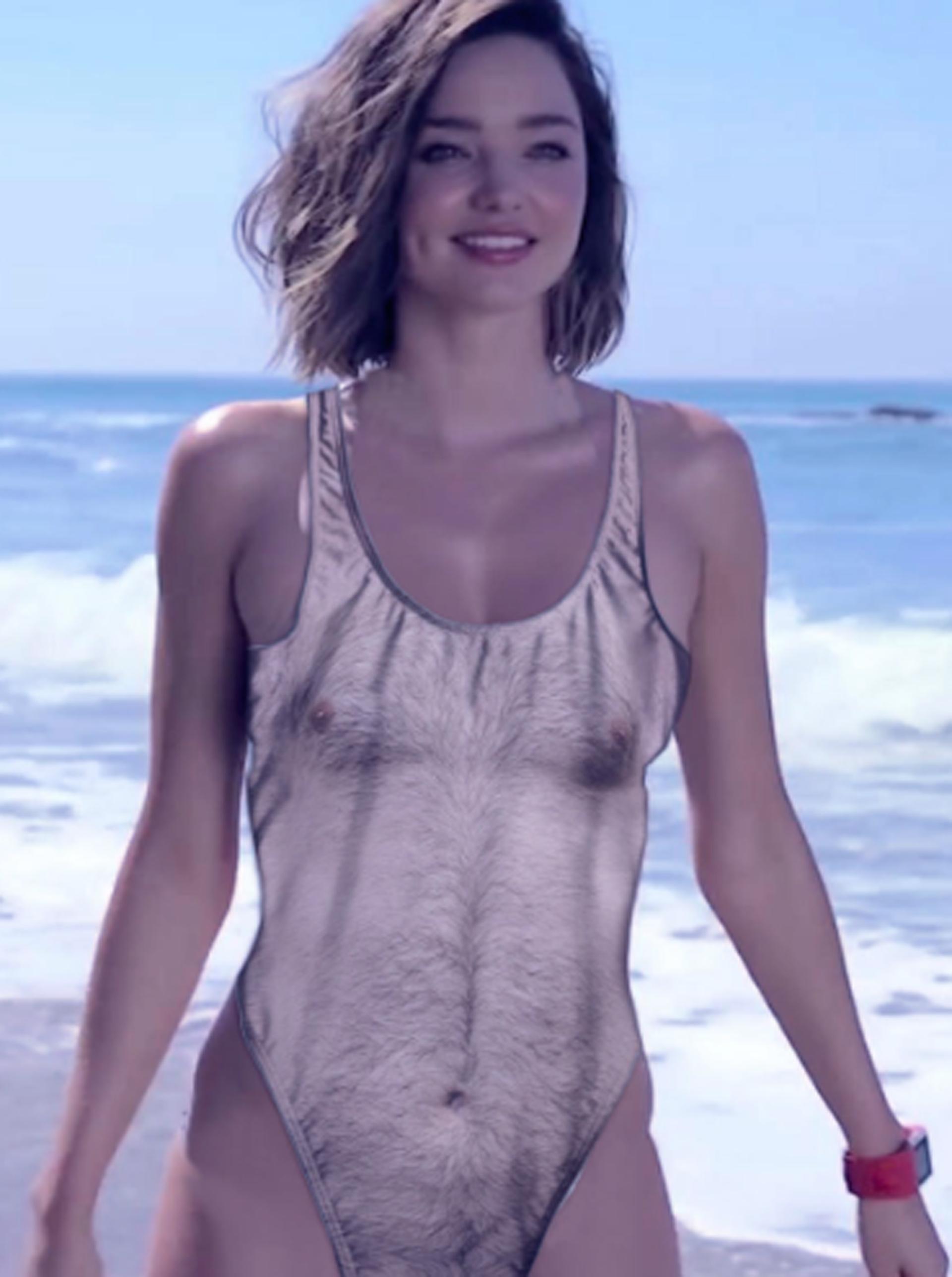 Miranda Kerr fue la primera australiana en posar y ser ángel de Victoria's Secret