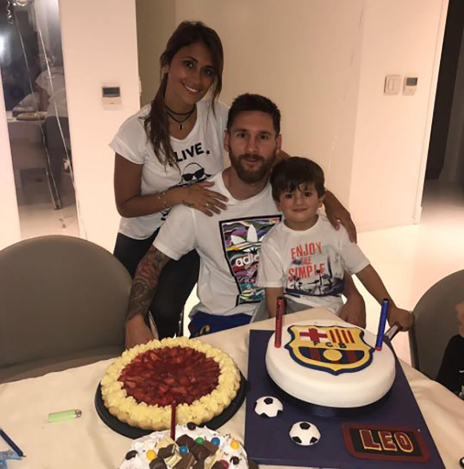 Exclusivo Asi Fue La Despedida De Soltero De Lionel Messi Ritmo