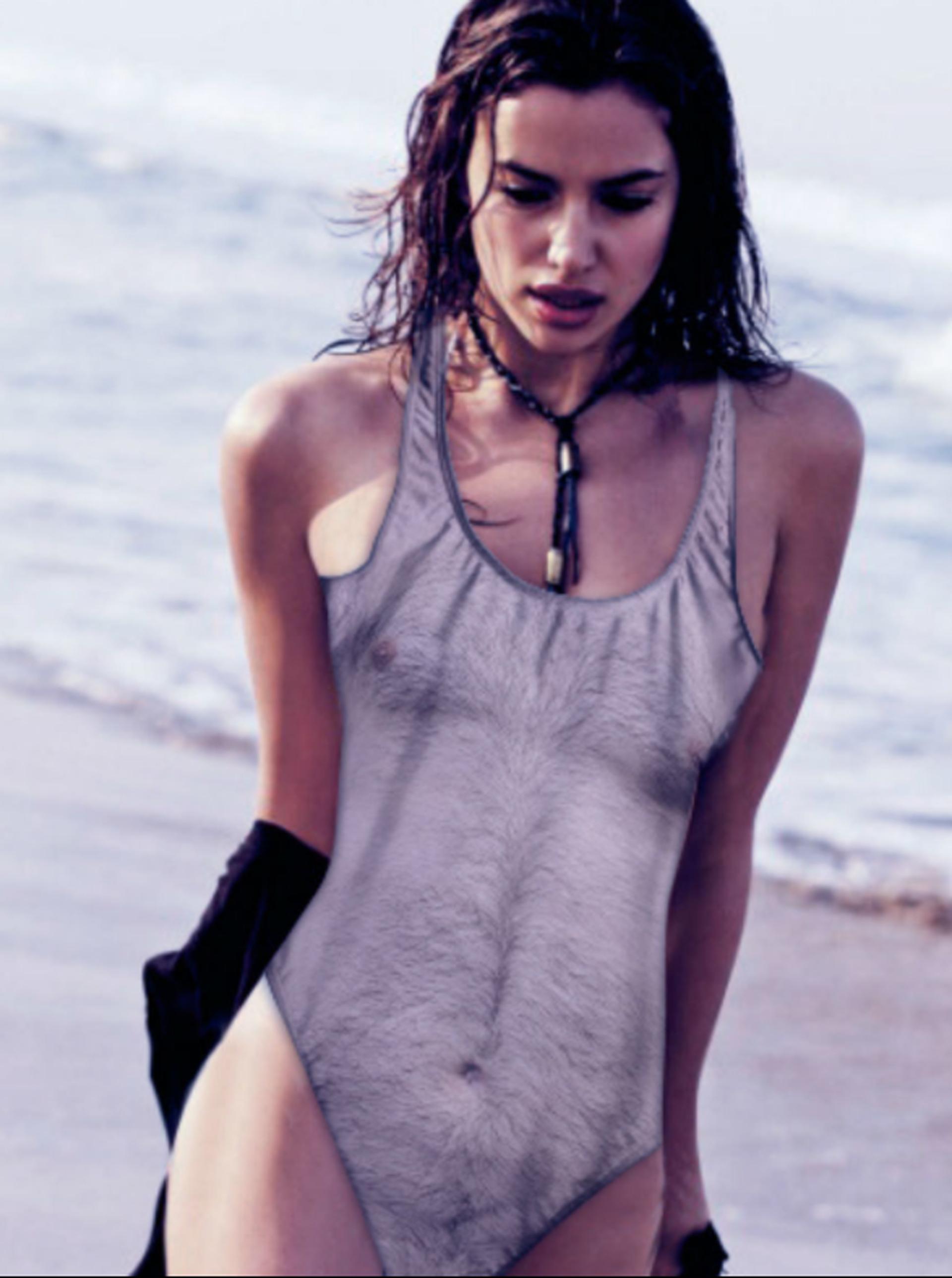 Irina Shayk, la modelo y actriz rusa, actual novia de Bradley Cooper y ex del jugador Cristiano Ronaldo