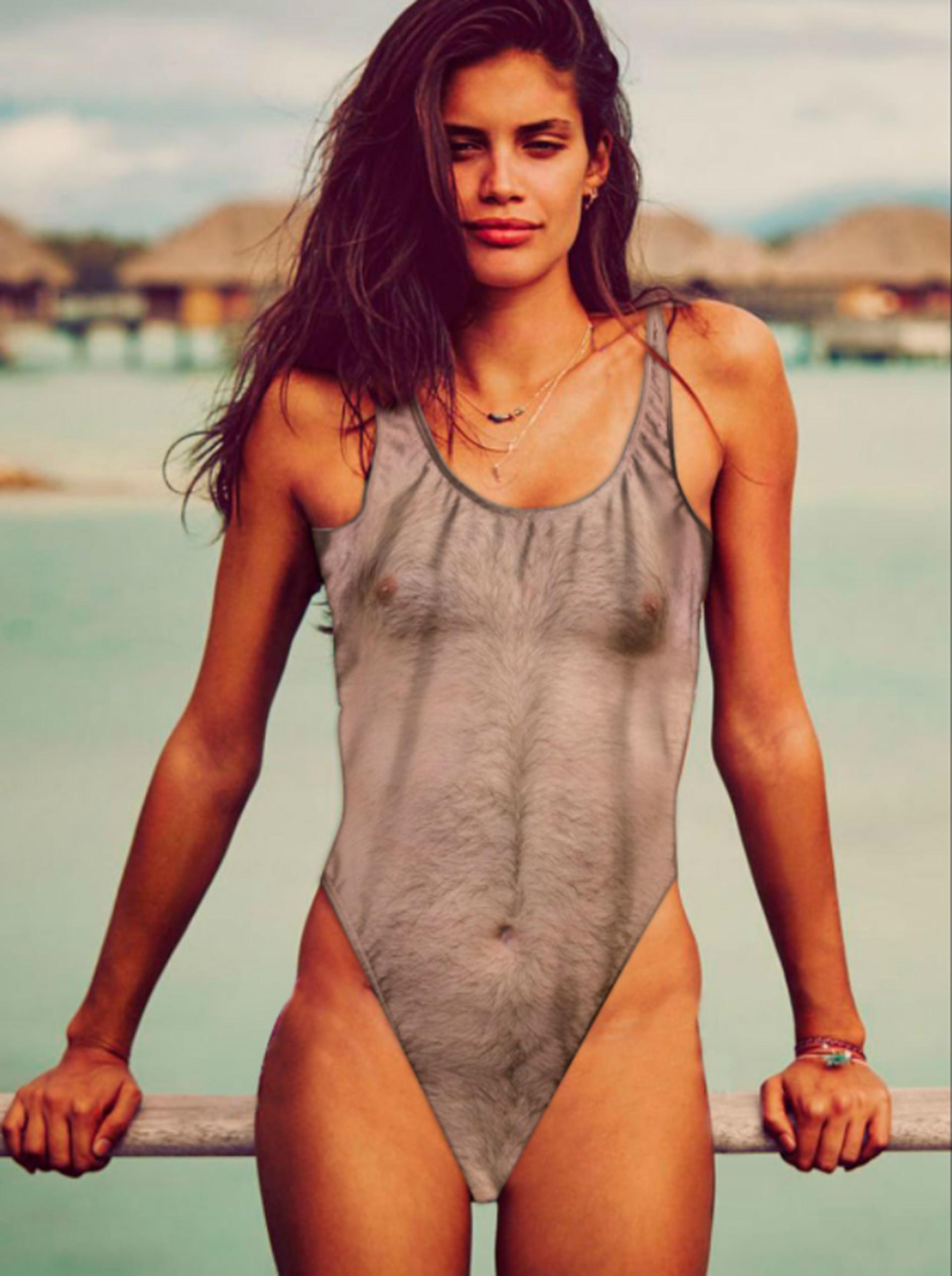 Sara Sampaio, la modelo portuguesa de Victoria's Secret