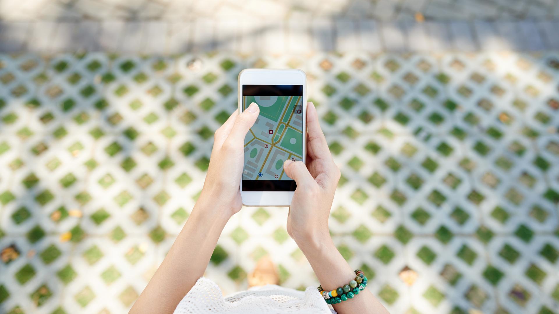 """""""La tecnología es es el mejor aliado a la hora de viajar seguras"""""""