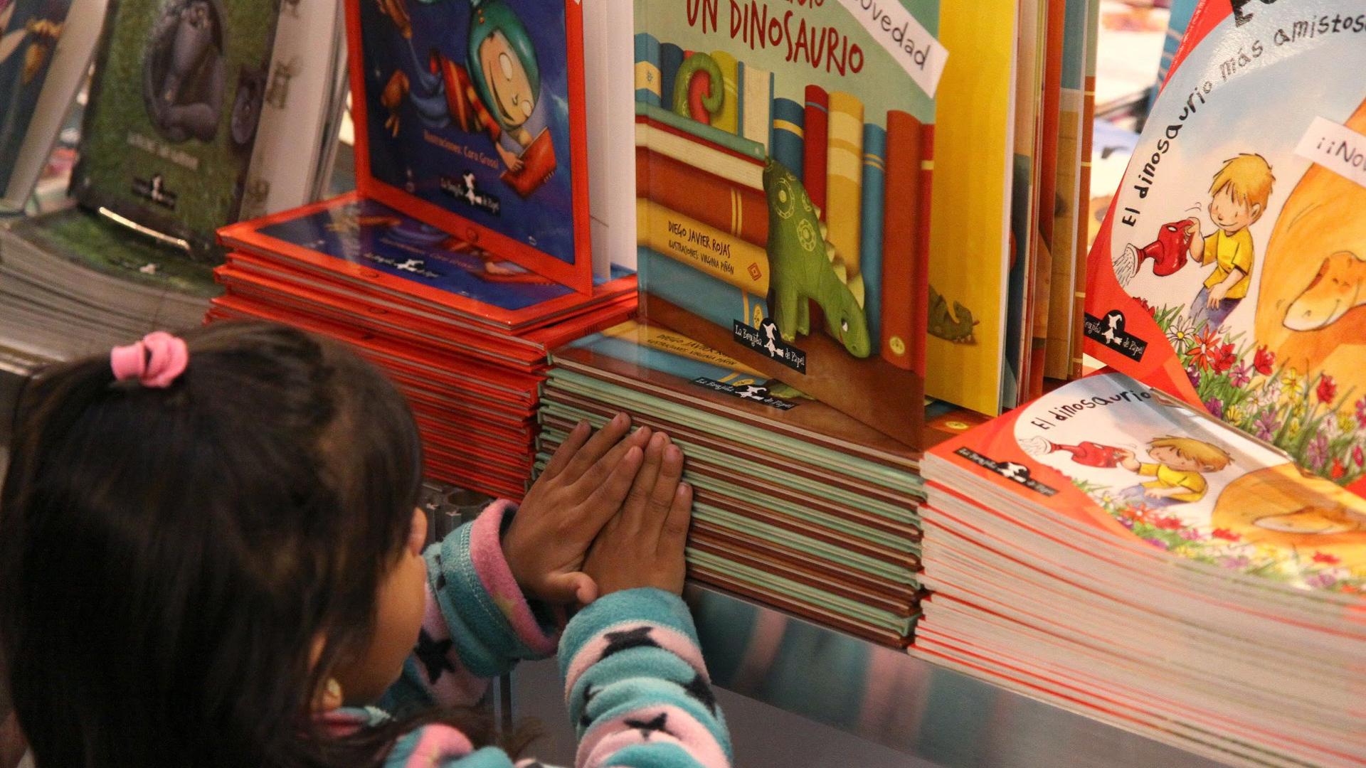 La 27.ª edición de la Feria Infantil y Juvenil del Libro es una gran propuesta