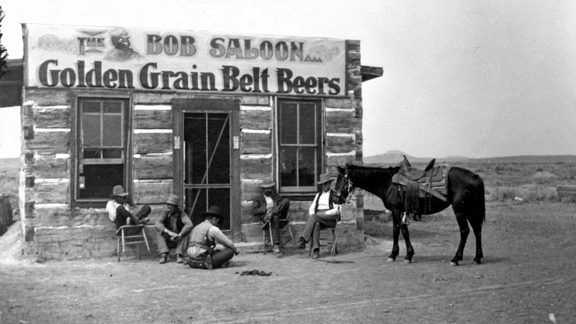 Miles City, Montana, 1880