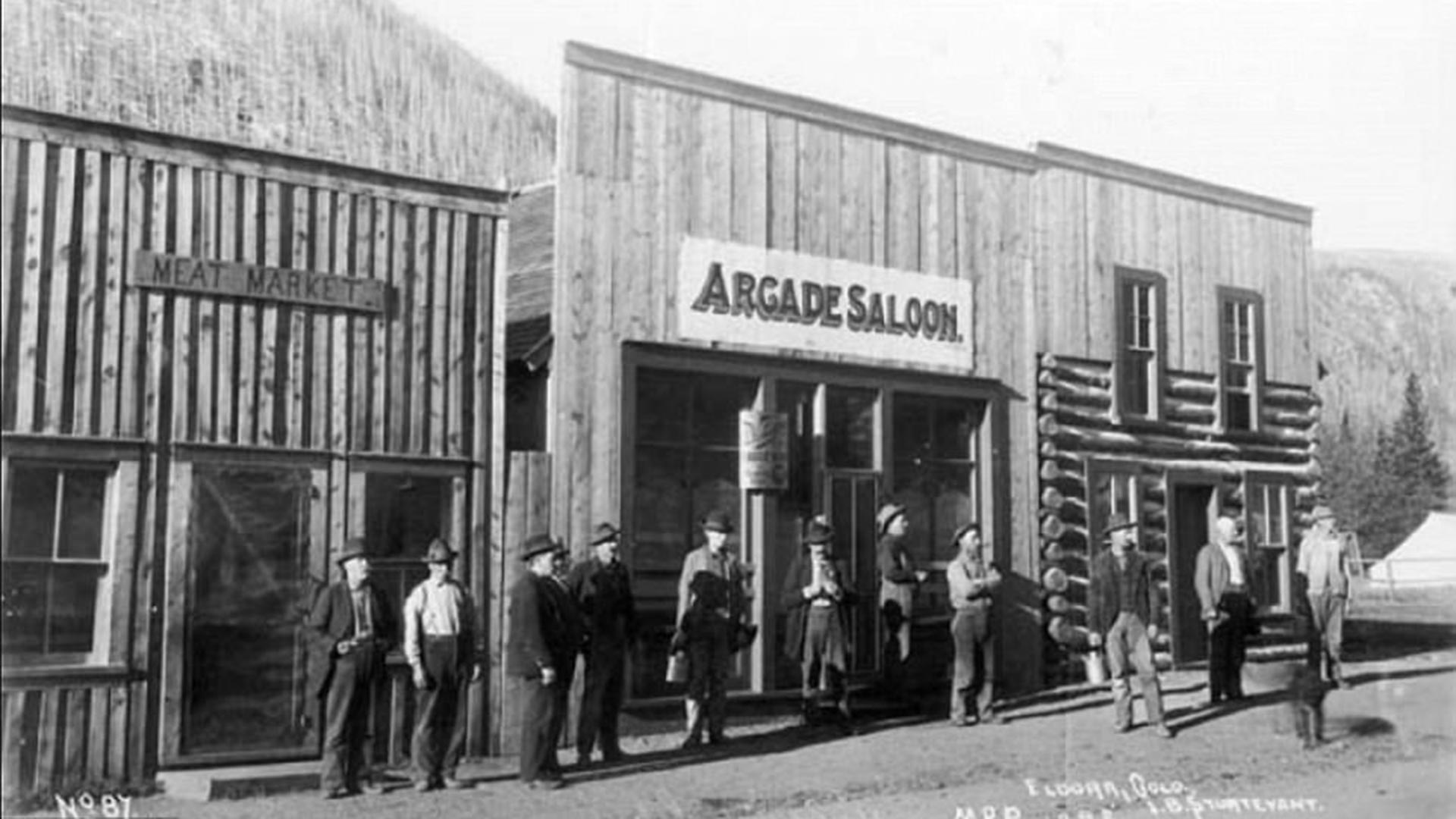 Black Hawk, Colorado, 1880