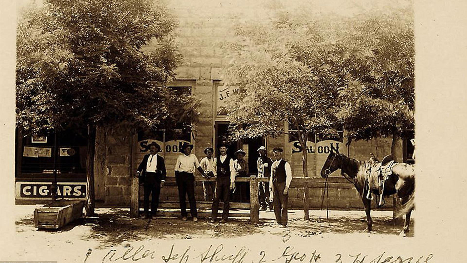 Holbrook, Arizona, 1908