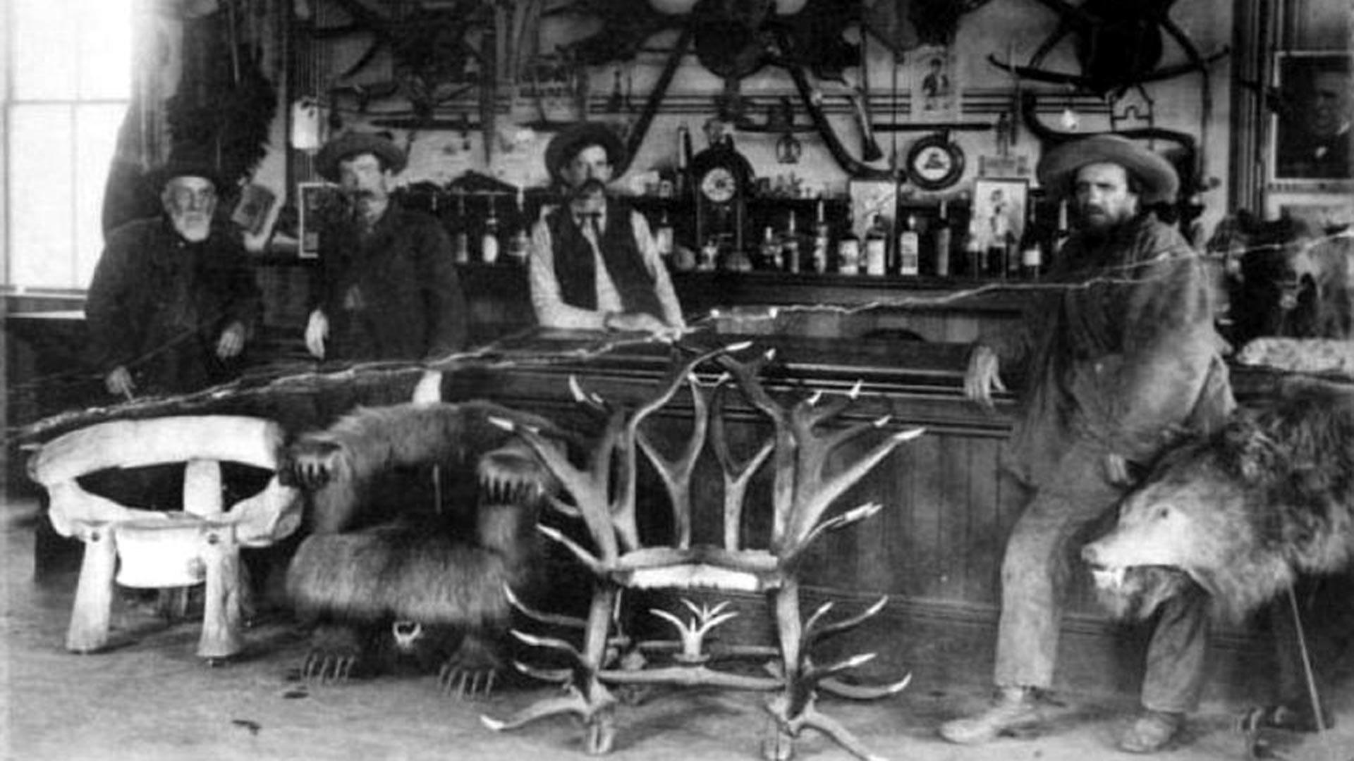 Table Bluff, California, 1889