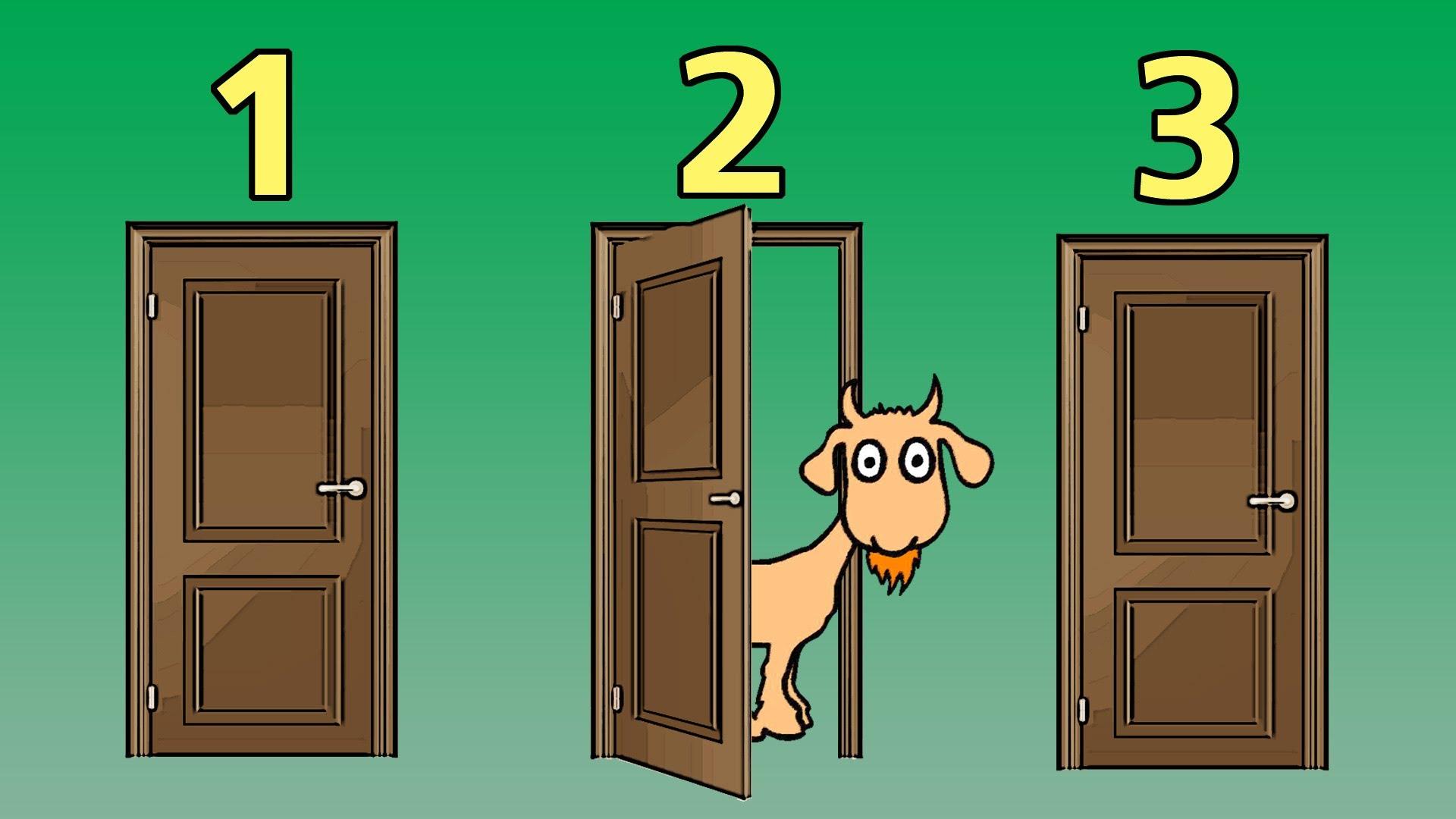 El dilema de Monty Hall