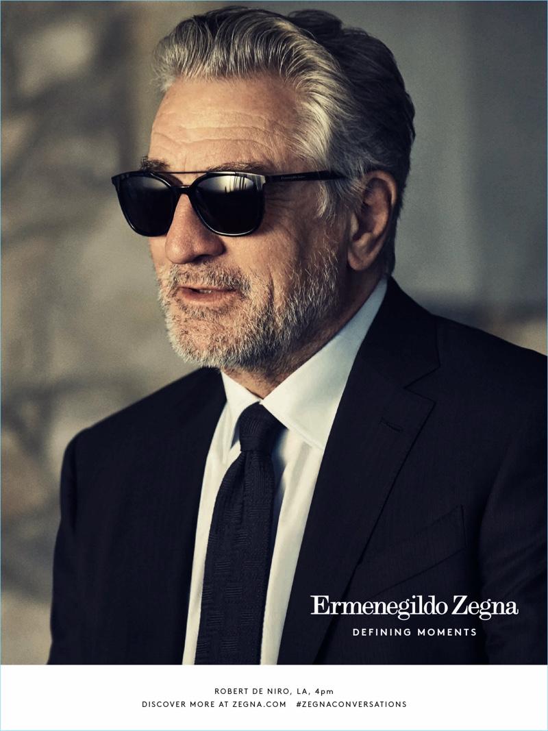 Defining Moments, la campaña con el prestigioso Robert De Niro