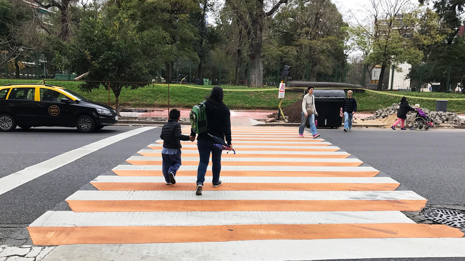 Qué significan las nuevas señales de tránsito de la Ciudad - Infobae