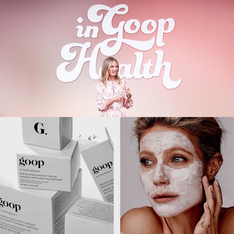 """Gwyneth Paltrow se ha ganado una lluvia de críticas por su polémica """"cumbre de salud"""" utilizada como plataforma para posicionar sus productos de dudosa efectividad"""