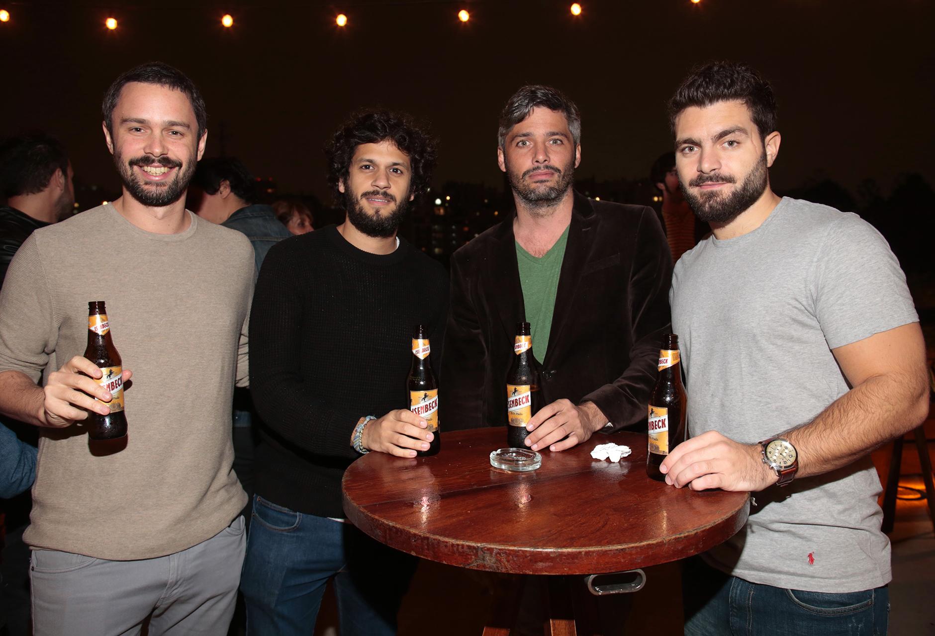 Isenbeck, la cerveza elaborada a base de 100% malta, sin aditivos ni conservantes, lanzó al mercado dos nuevas variedades, Dark y Märzen Bier,las cuales continúan resaltando los atributos y calidad de su cerveza. El equipo de Isenbeck estuvo presente en el gran evento