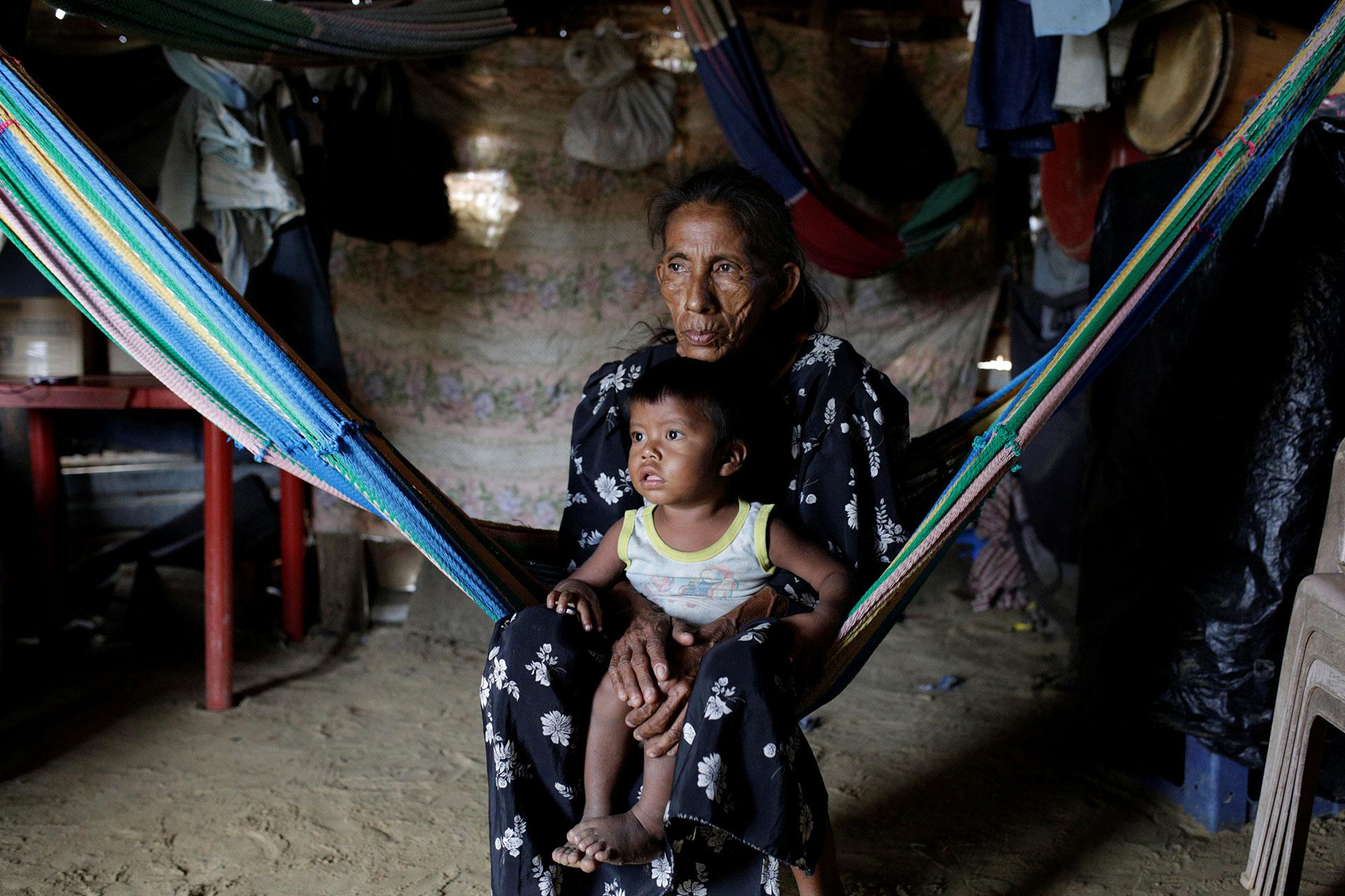 Un 48 por ciento de los niños menores de cinco años presentó desnutrición. De ellos, el 8 por ciento tenía la forma más grave de la enfermedad, con altísimo riesgo de muerte (Reuters)