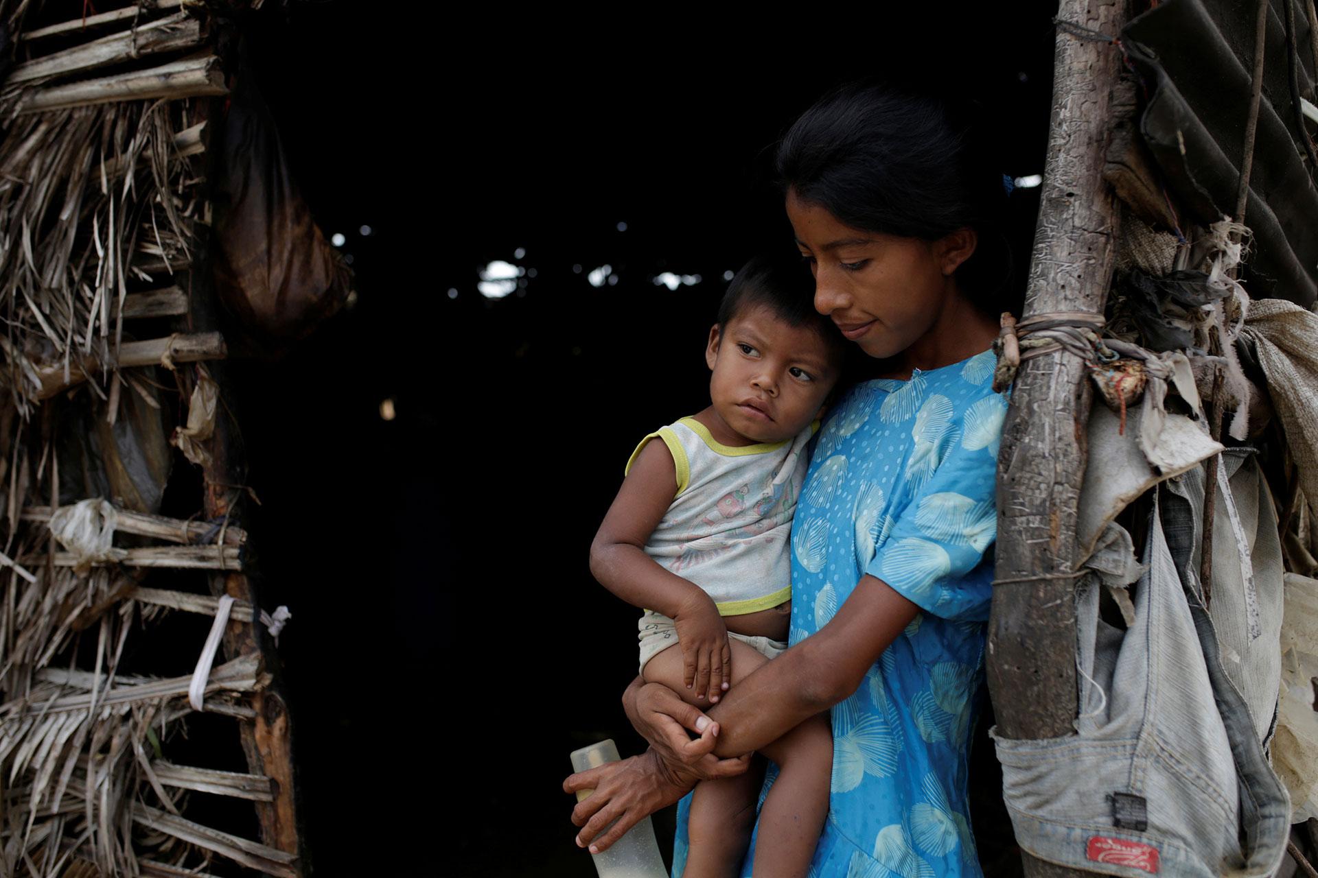 27 de cada 100 niños presentan alguna alteración nutricional (Reuters)