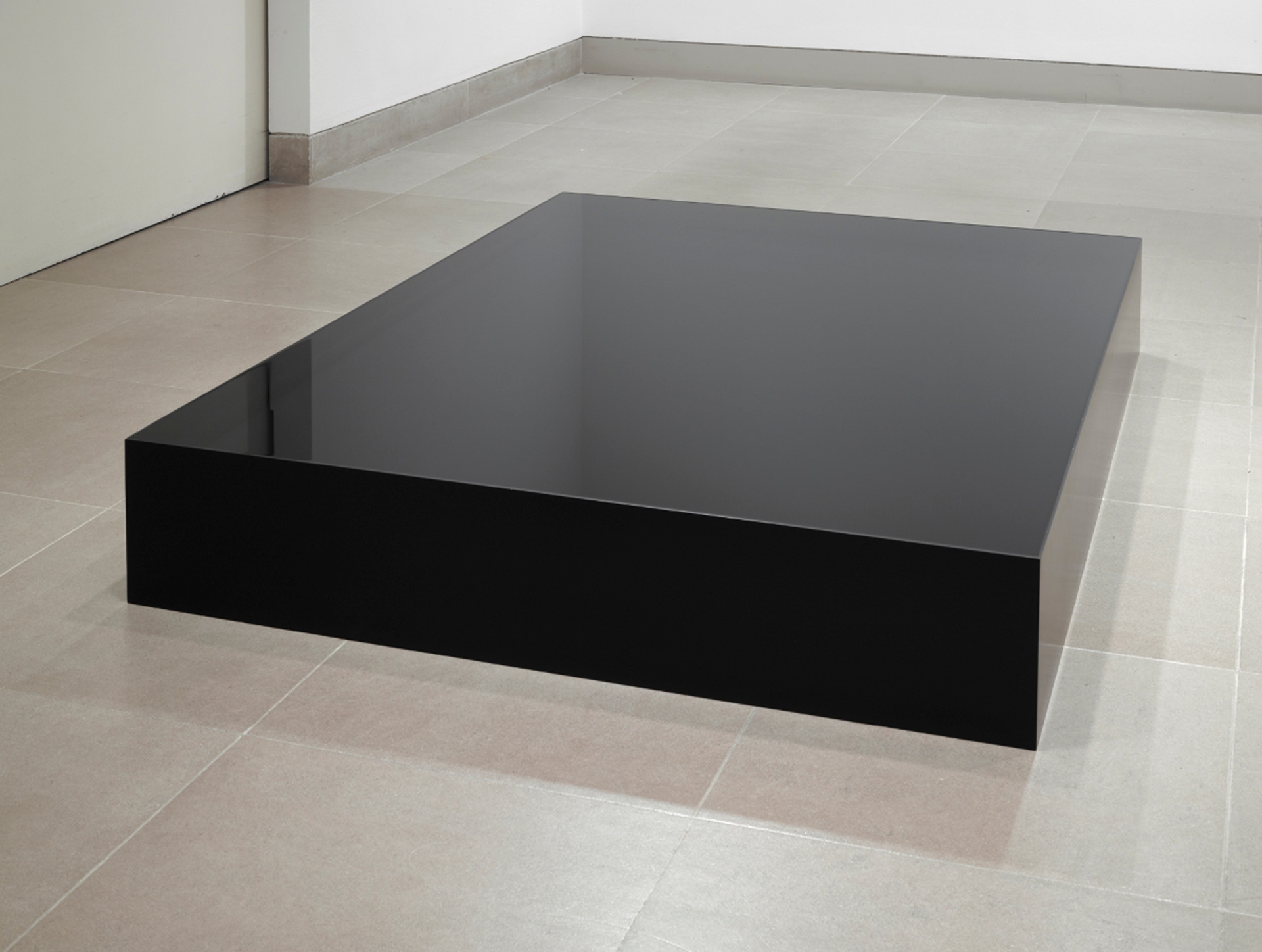 "Nobuo Sekine, ""Phase of Nothingness – Water"" (1969)"